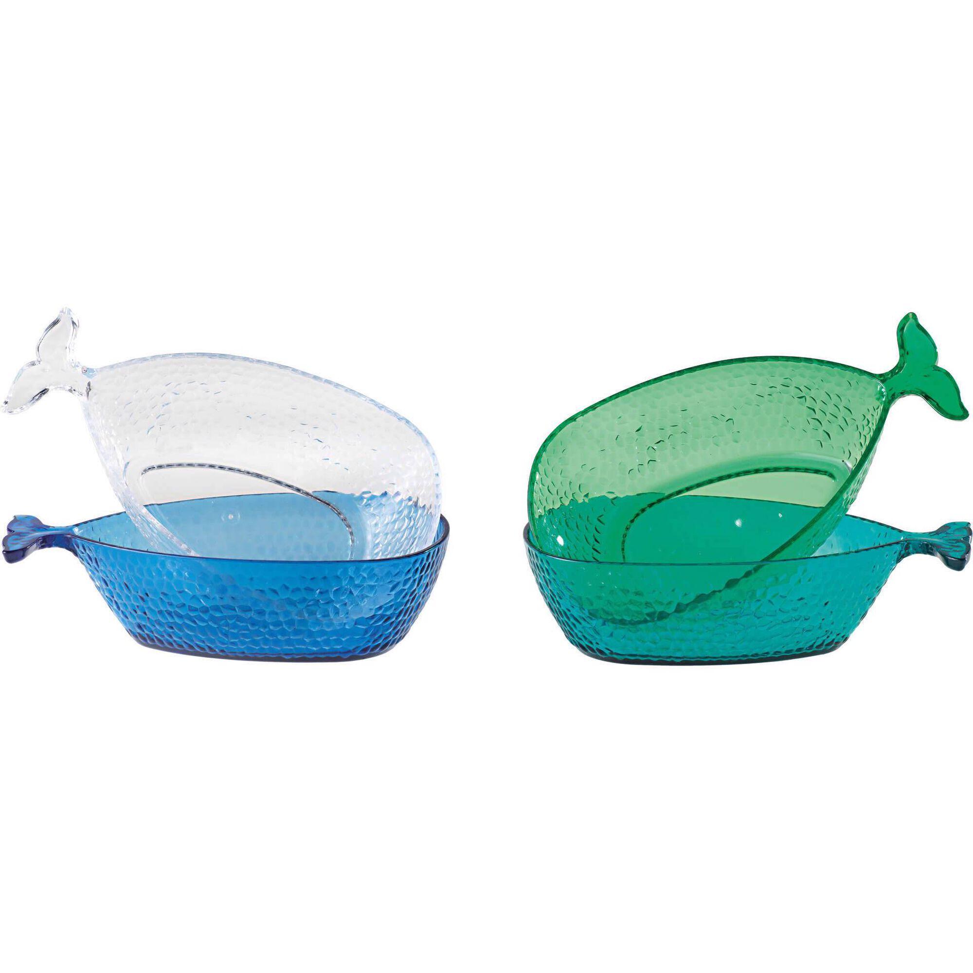 Taças Plástico 14cm Peixes Tropic