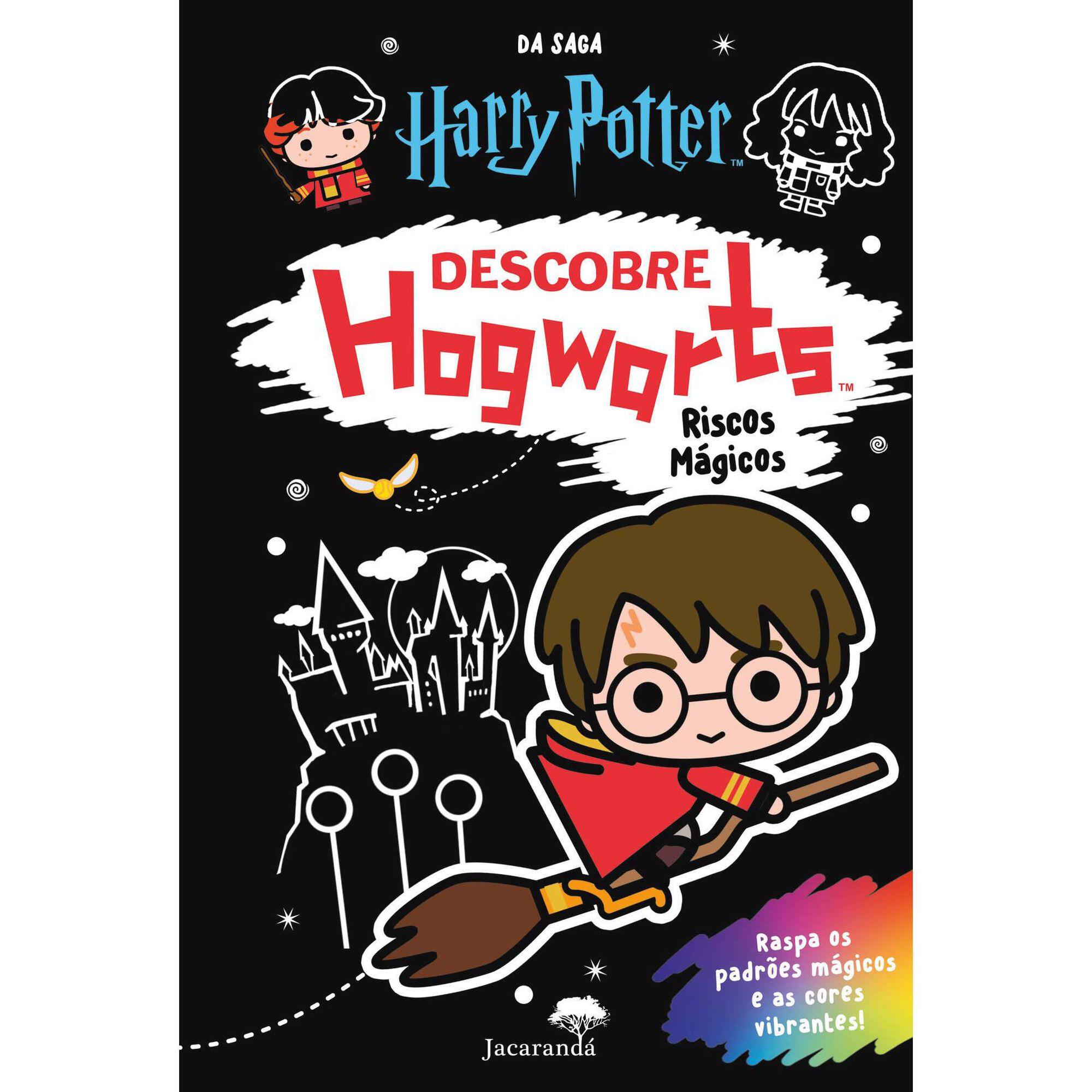Descobre Hogwarts - Riscos Mágicos