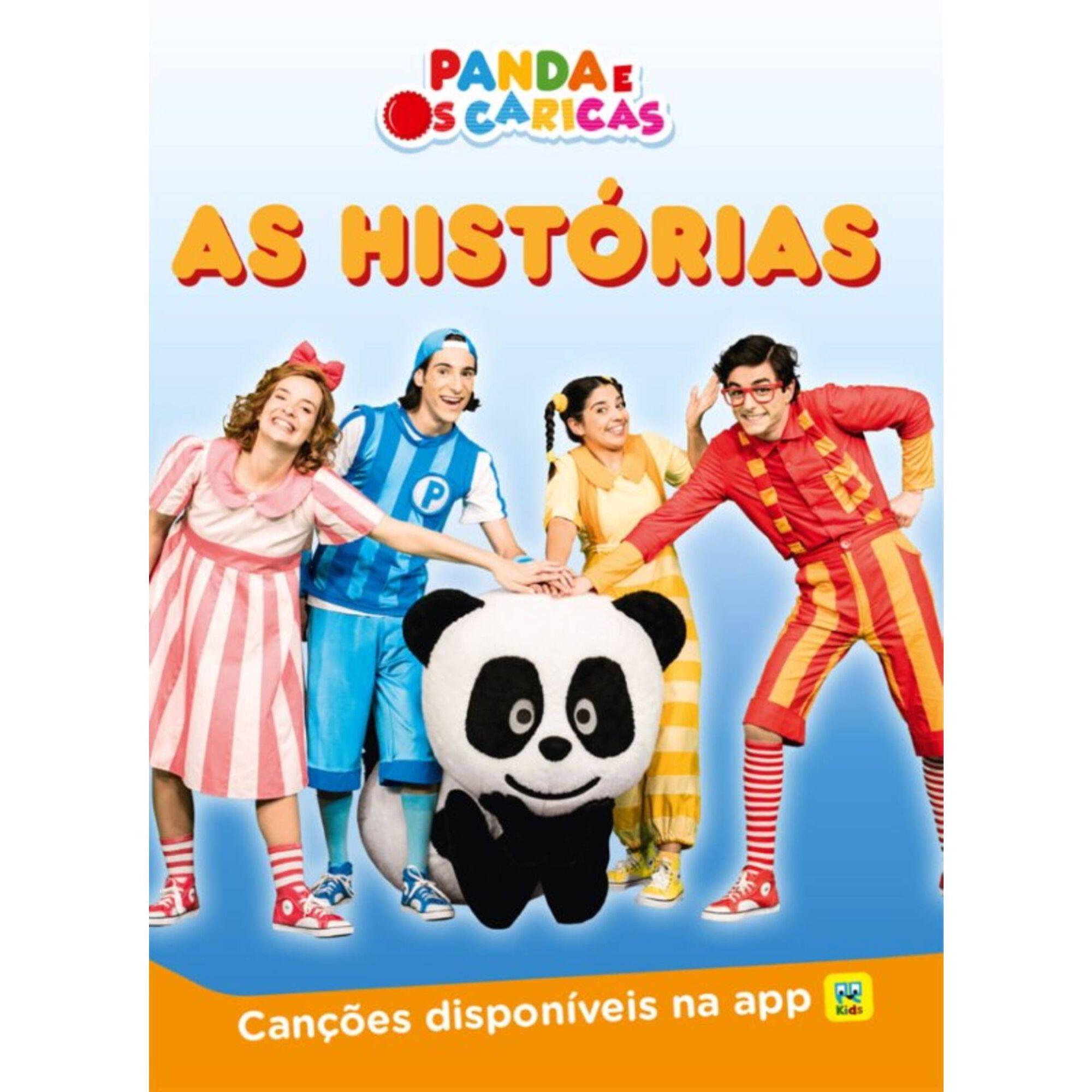Panda e os Caricas - As Histórias