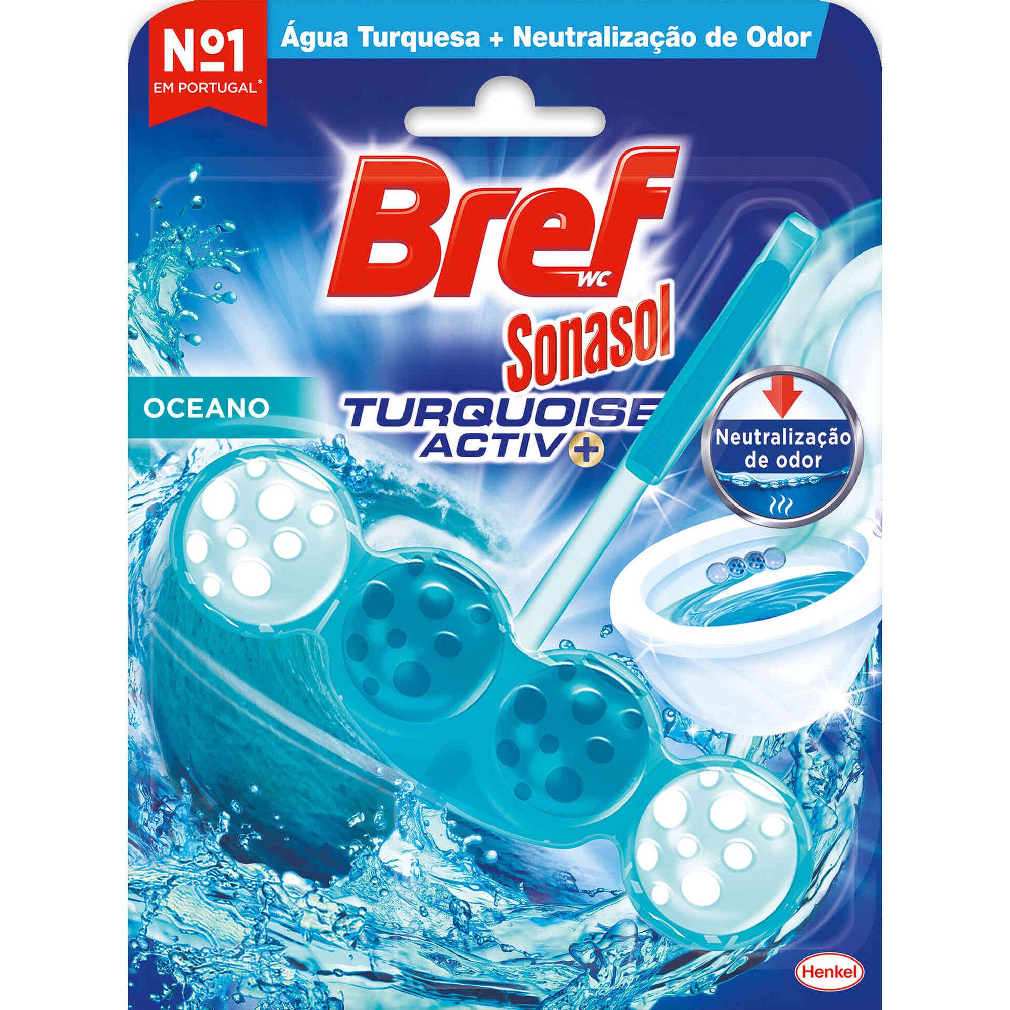 Bloco Sanitário Turquoise Ative+ Oceano