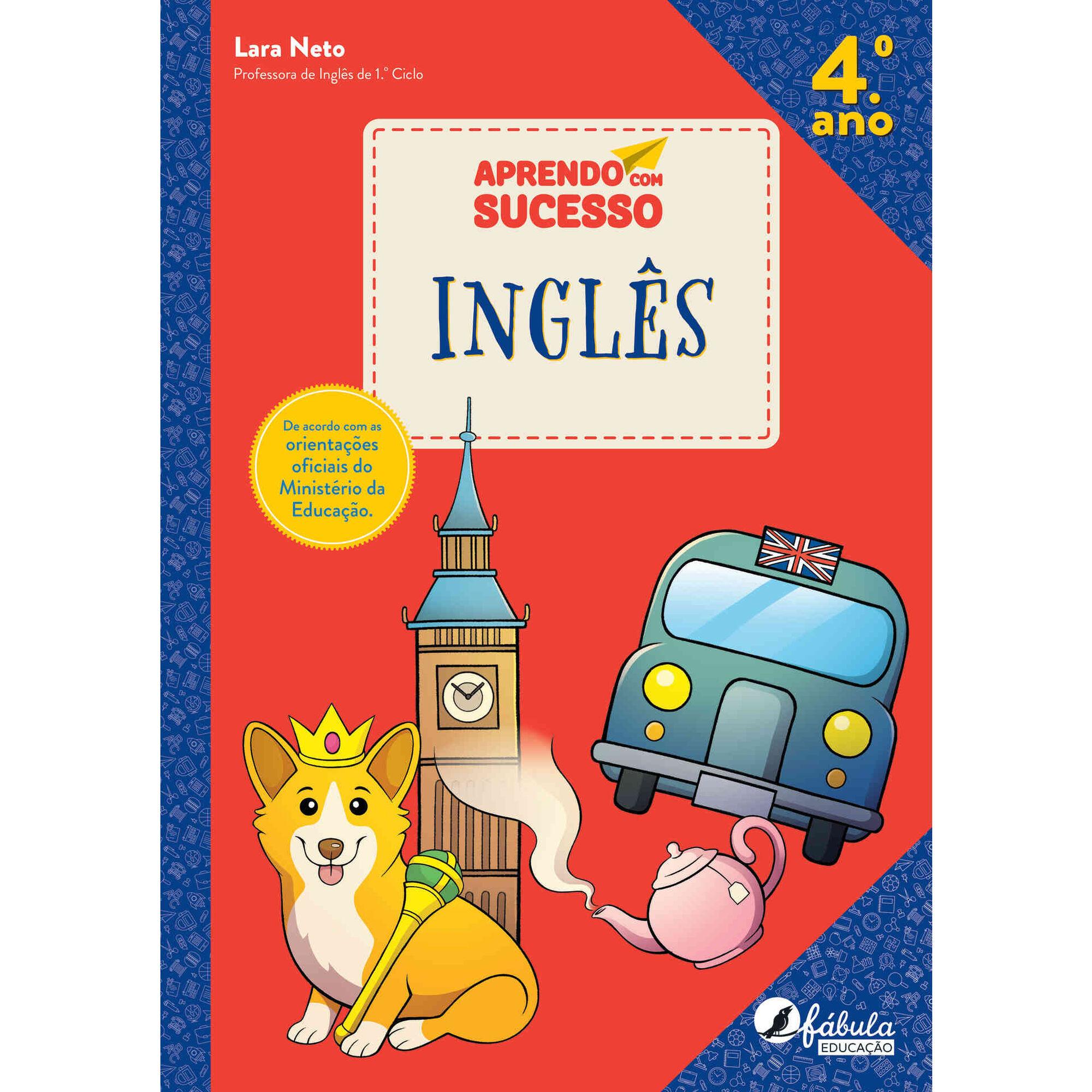 Aprendo com Sucesso - Inglês - 4º Ano