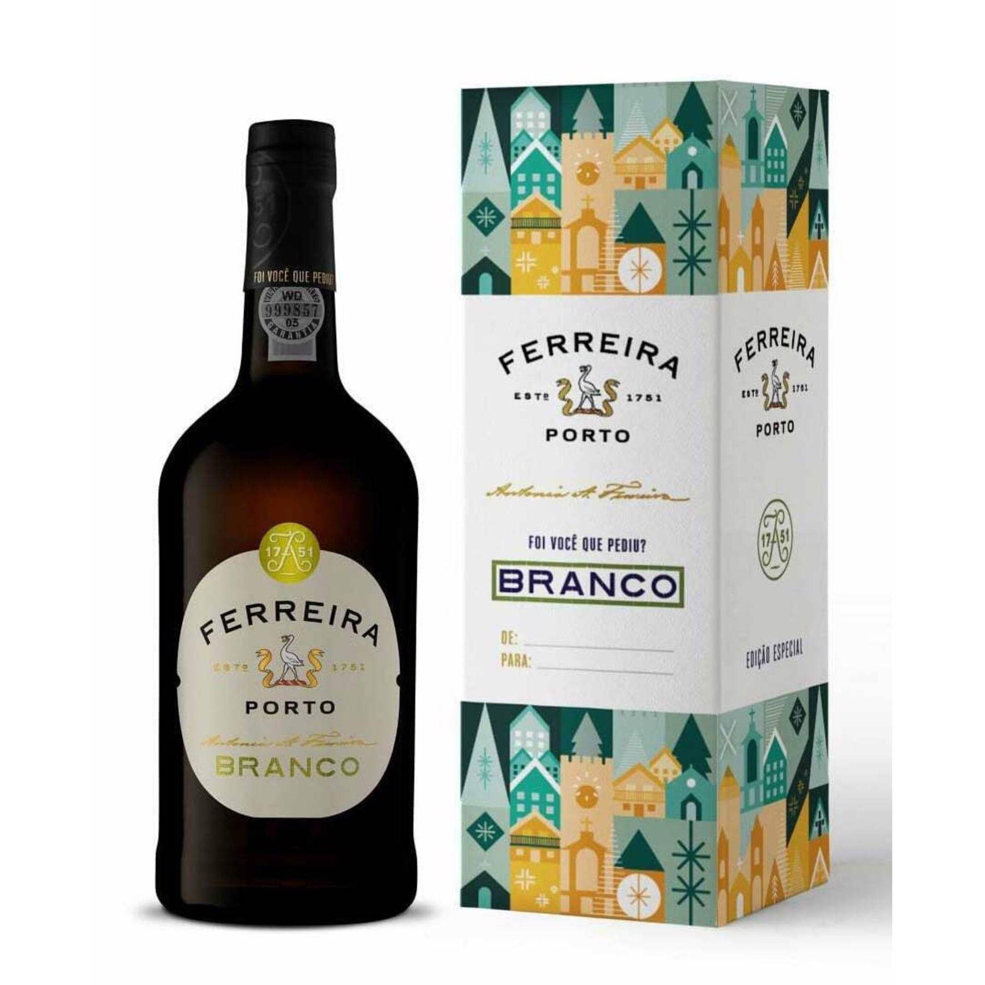 Ferreira Vinho do Porto Branco