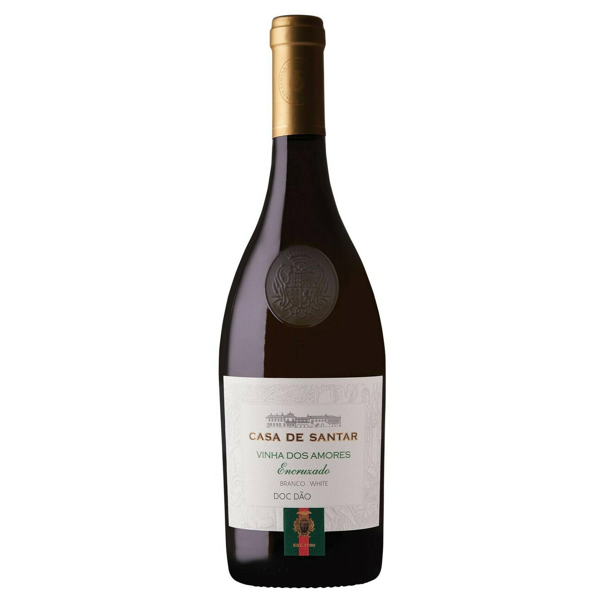 Casa Santar Vinha dos Amores Encruzado DOC Dão Vinho Branco