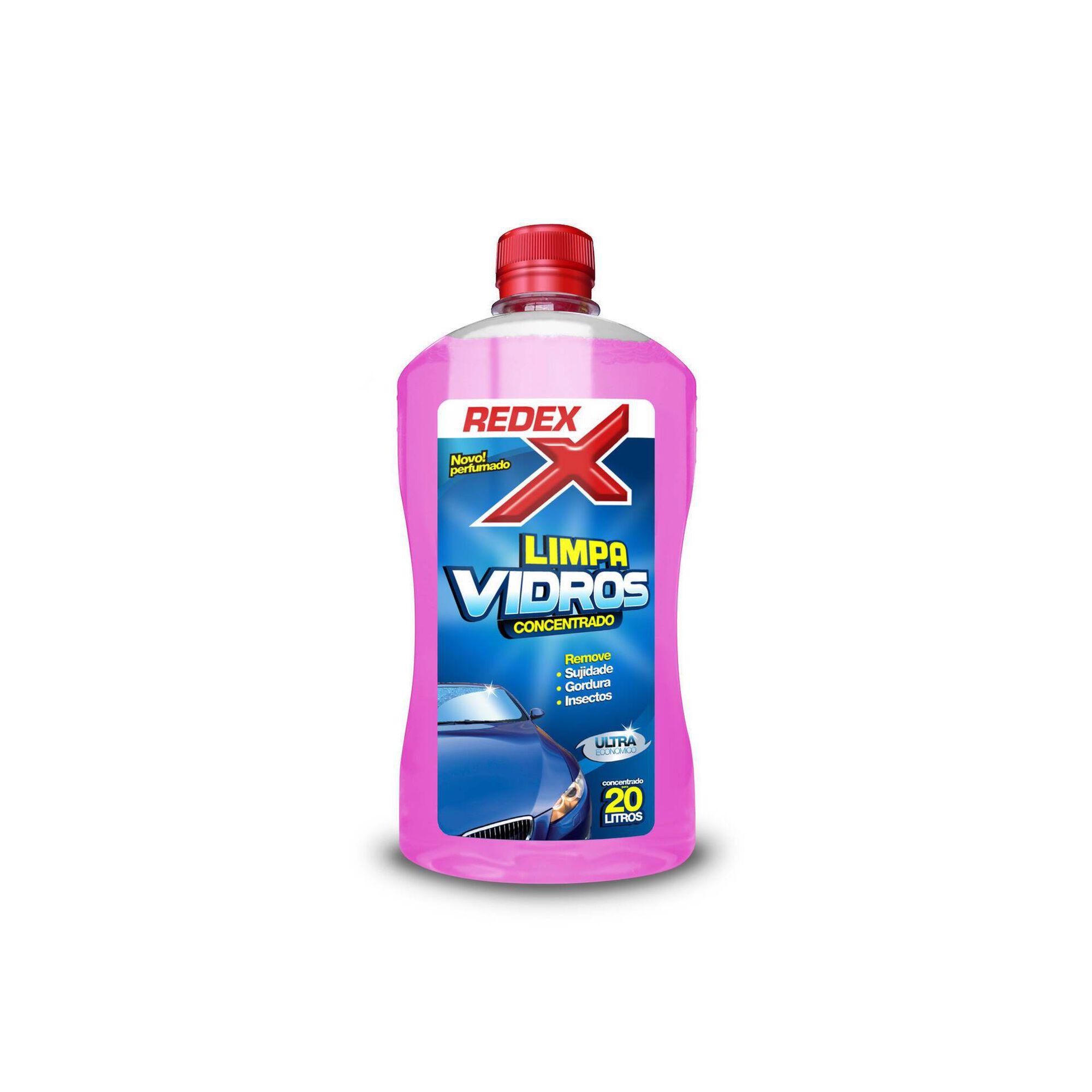 Limpa Vidros Auto Concentrado 500ml
