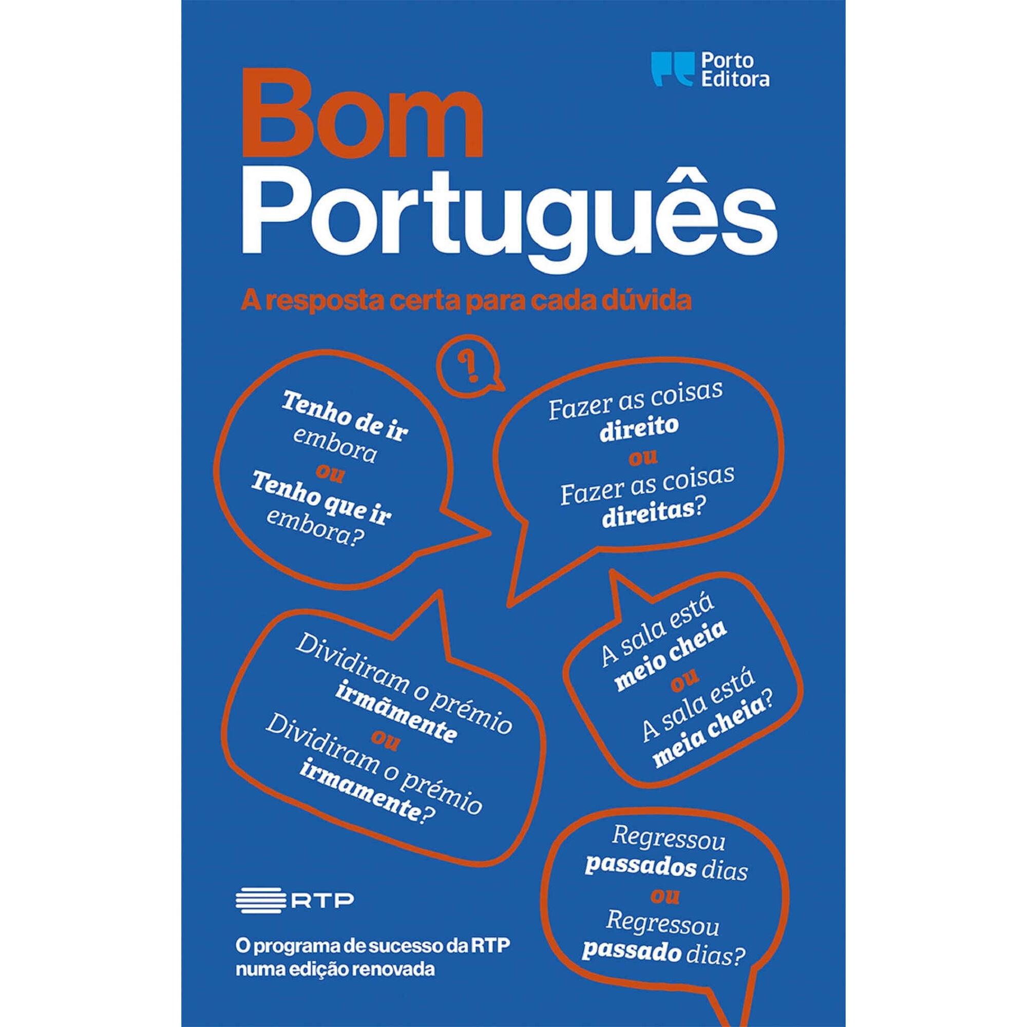 Bom Português - A Resposta Certa Para Cada Dúvida