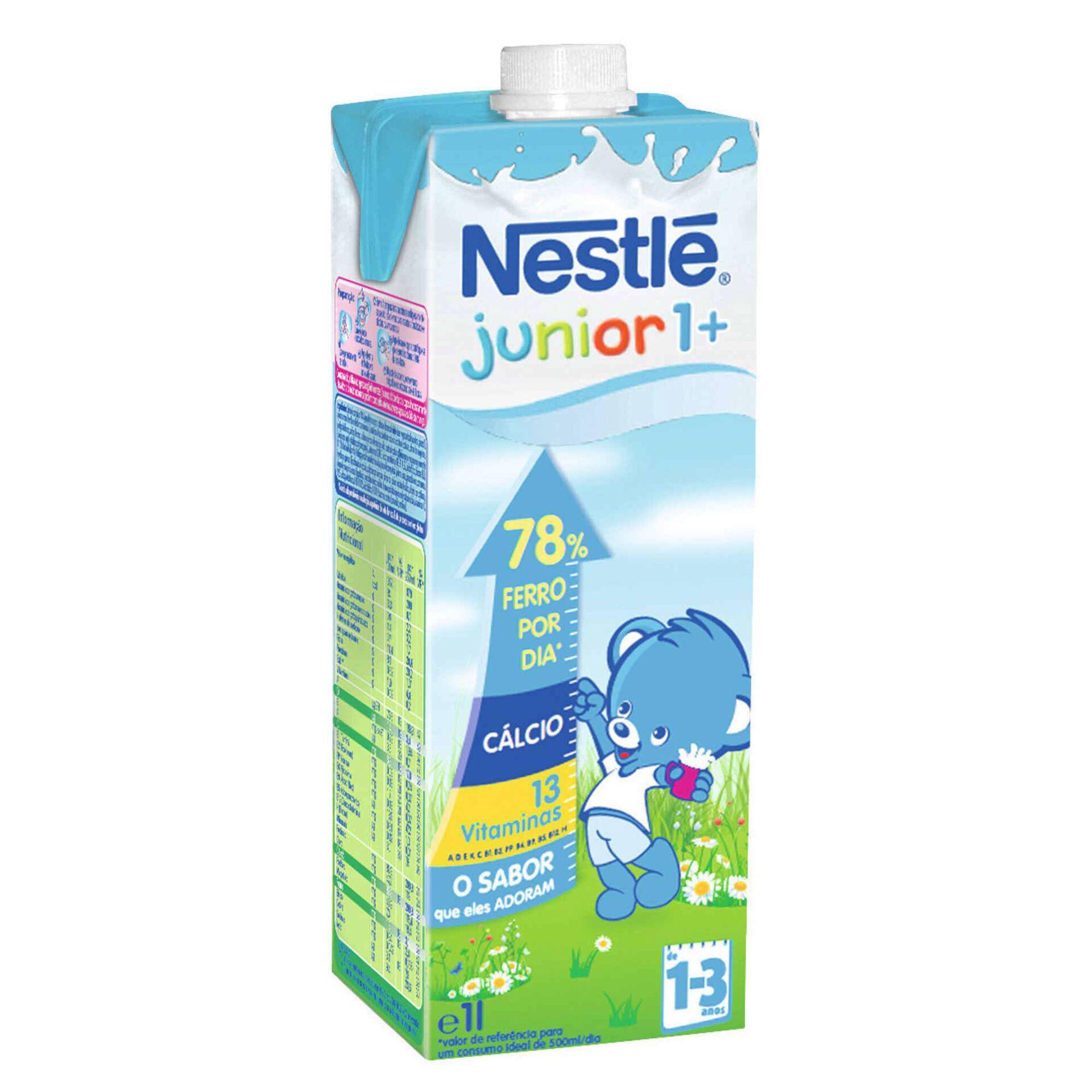 Bebida Láctea Júnior 1 a 3 Anos