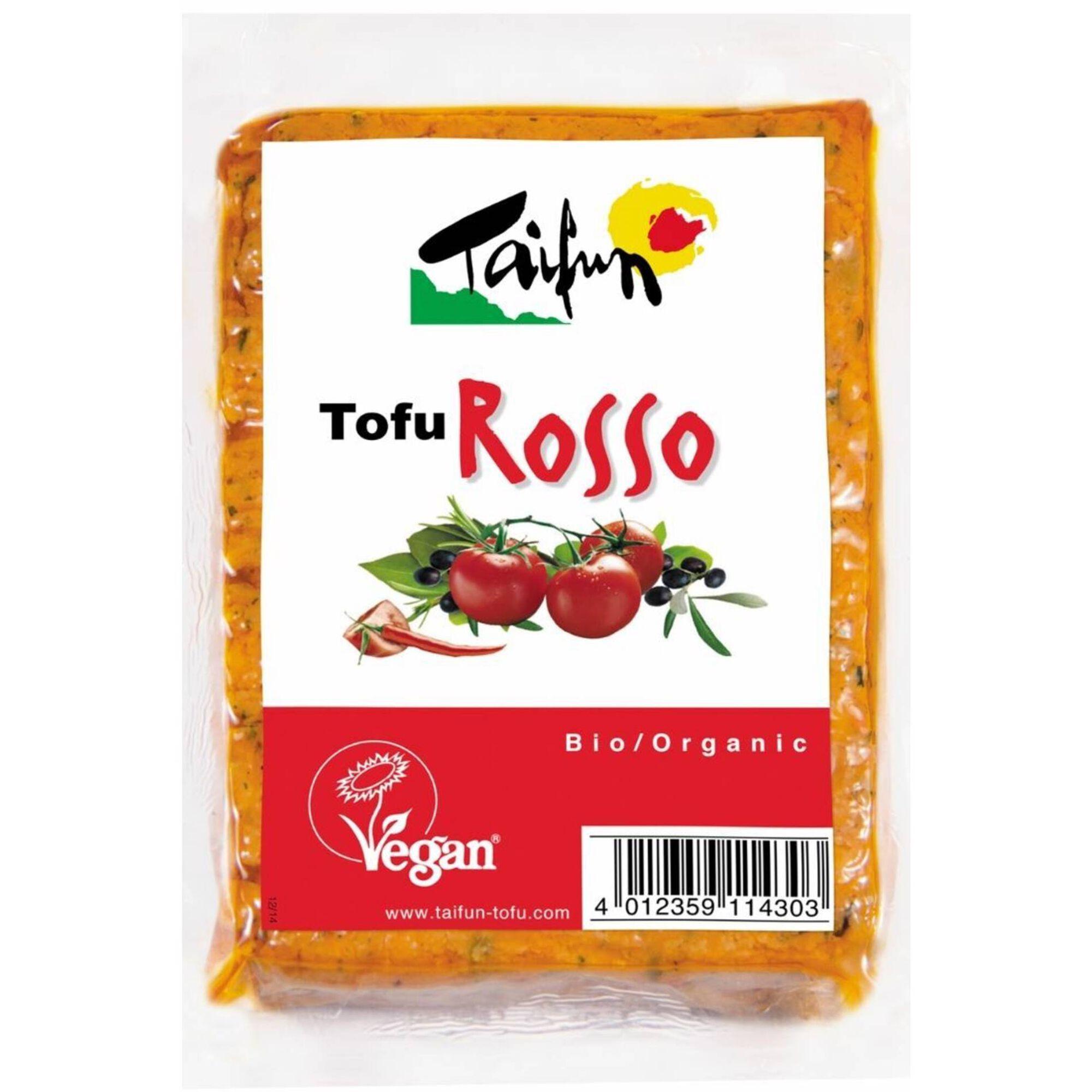 Tofu Rosso Biológico