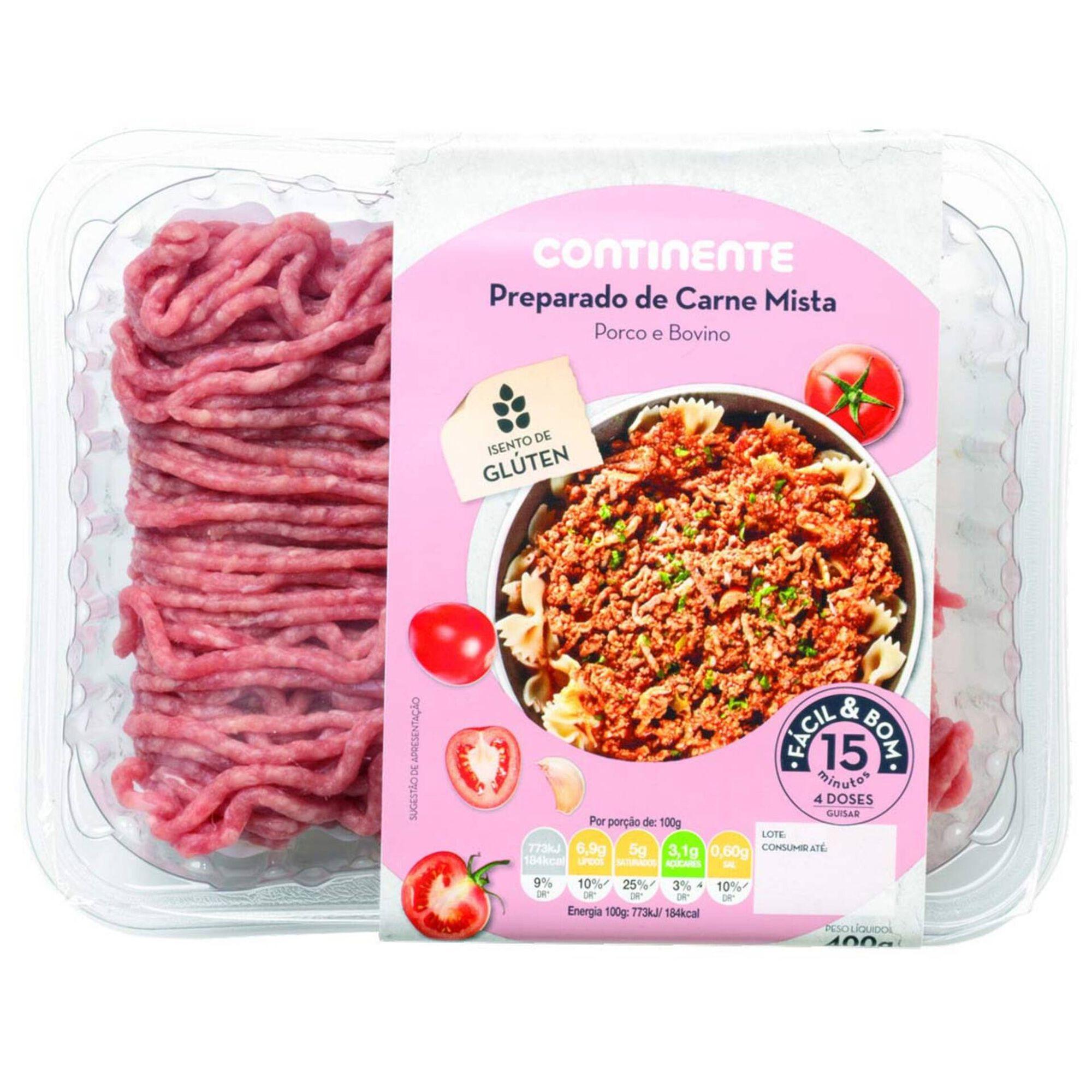 Carne Picada Mista