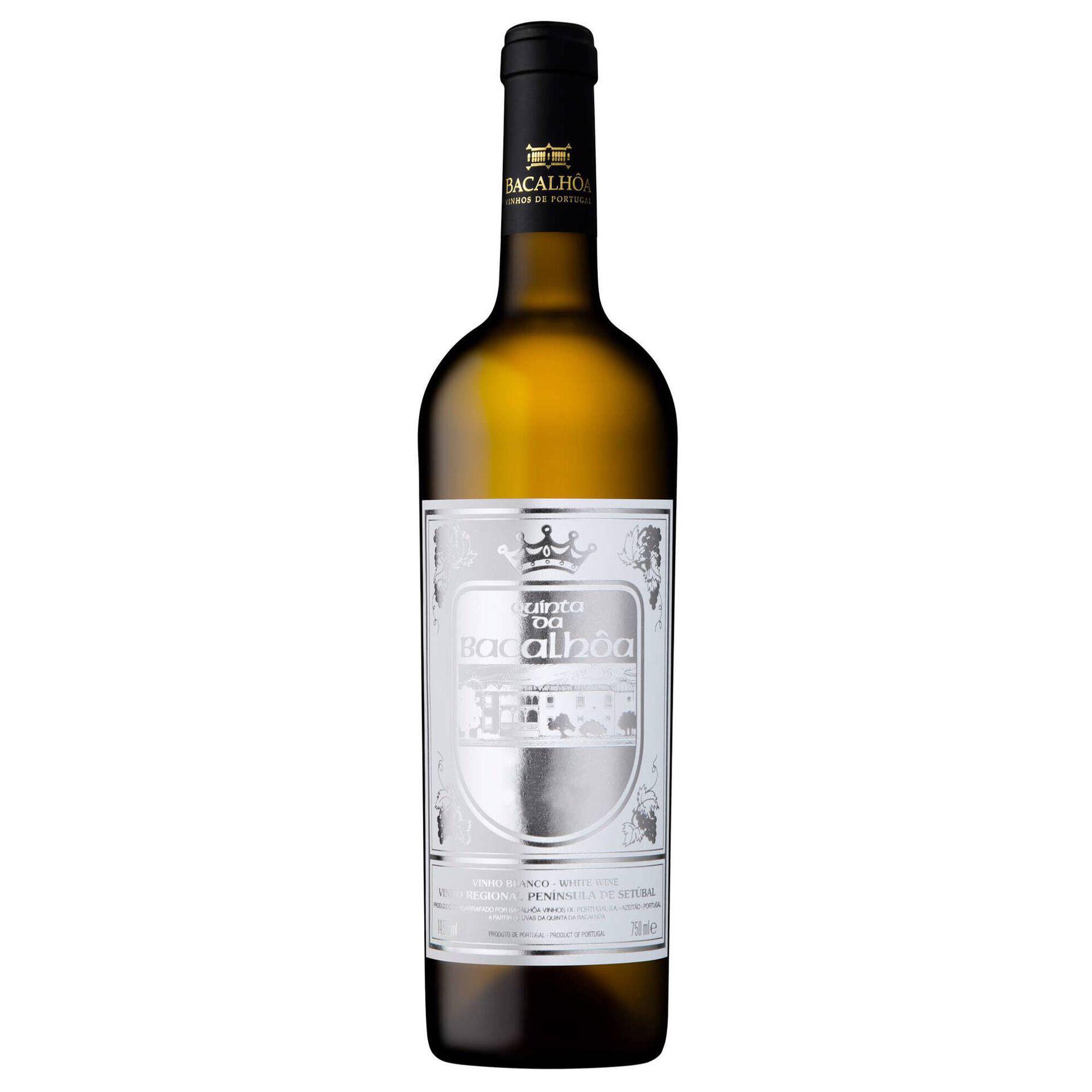 Quinta da Bacalhôa Regional Península de Setúbal Vinho Branco