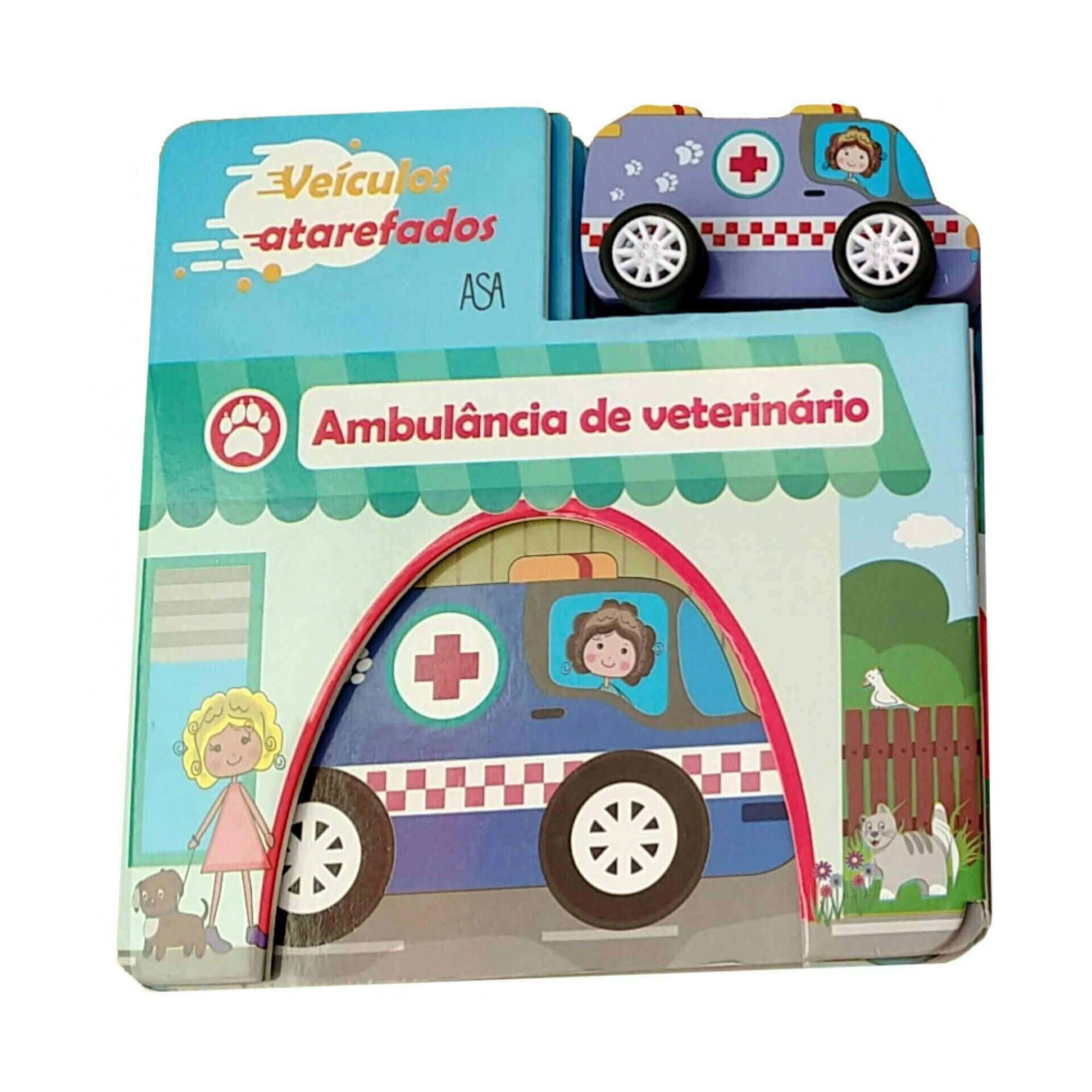 Ambulância de Veterinário