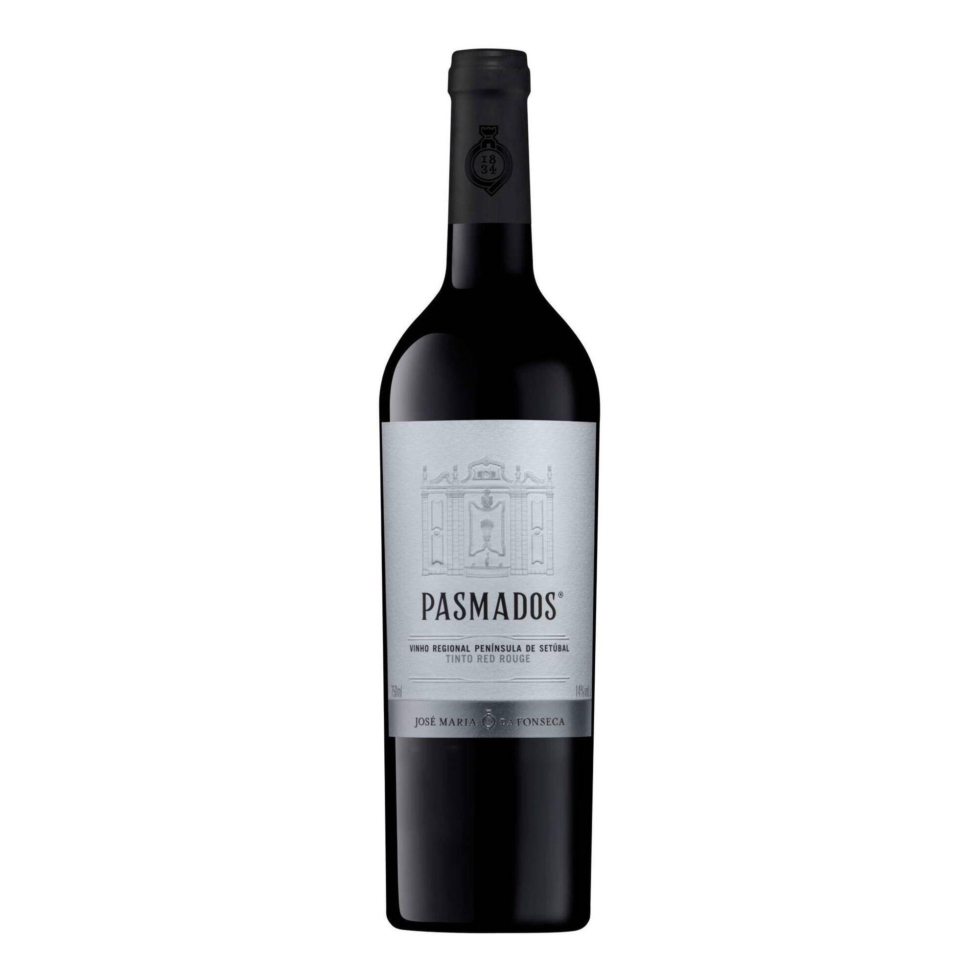 Pasmados Regional Península de Setúbal Vinho Tinto