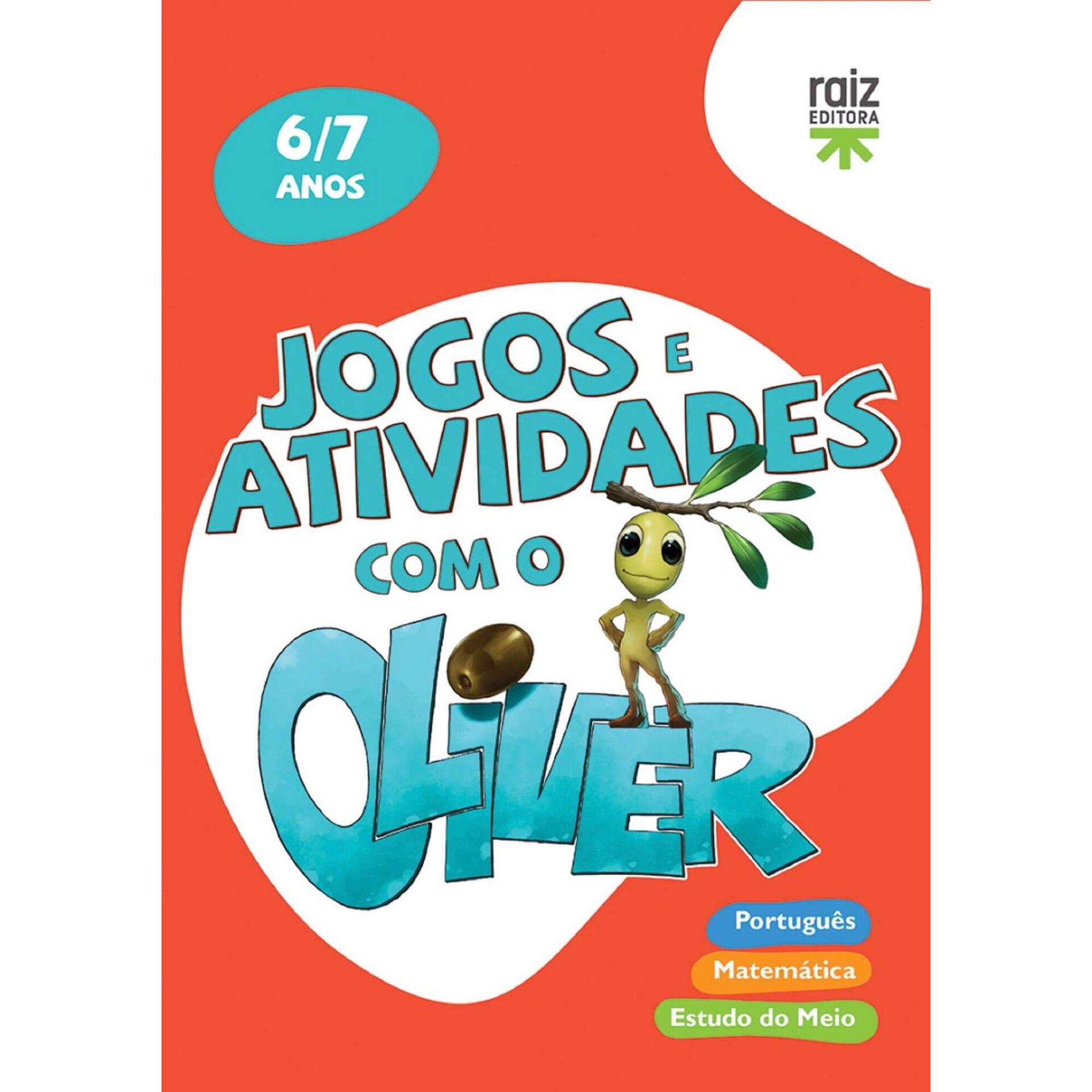 Jogos e Atividades com o Oliver - 6-7 Anos
