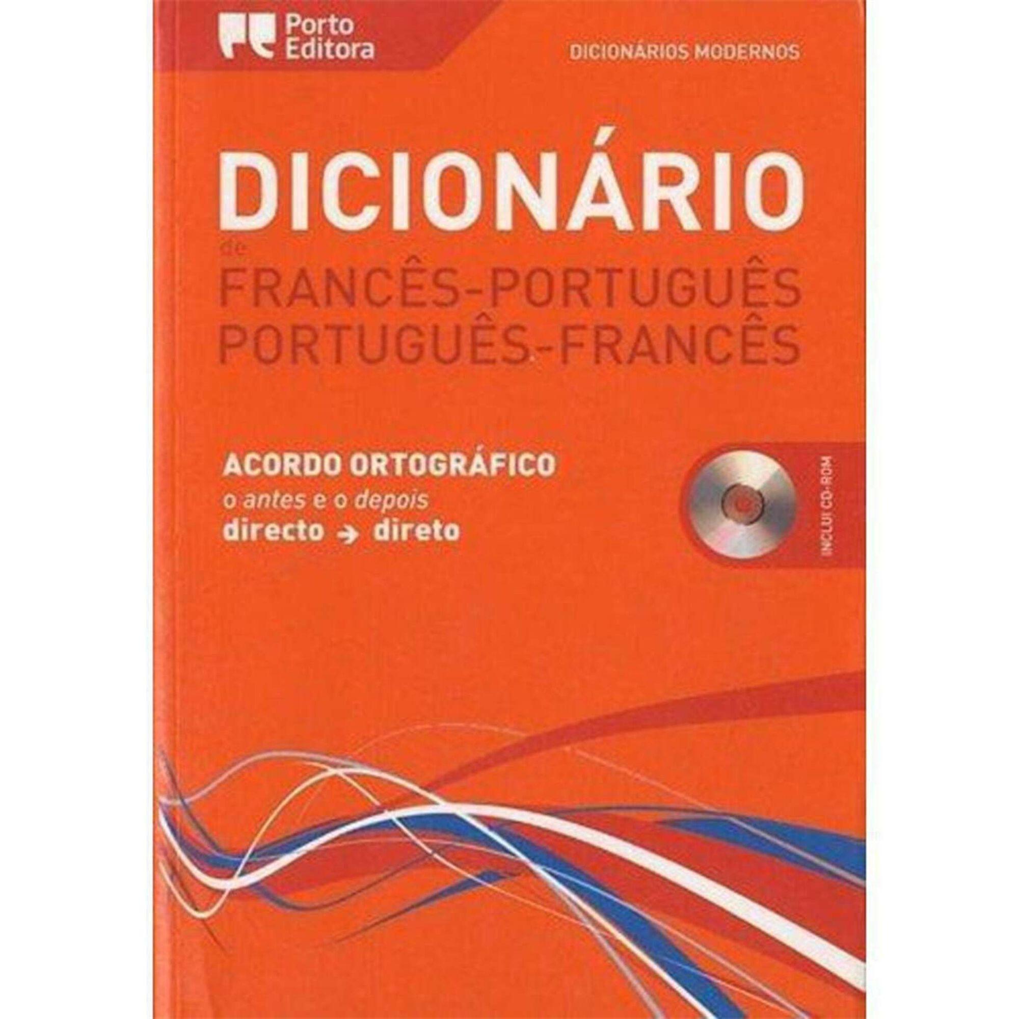 Dicionário Moderno Português-Francês/Francês-Português