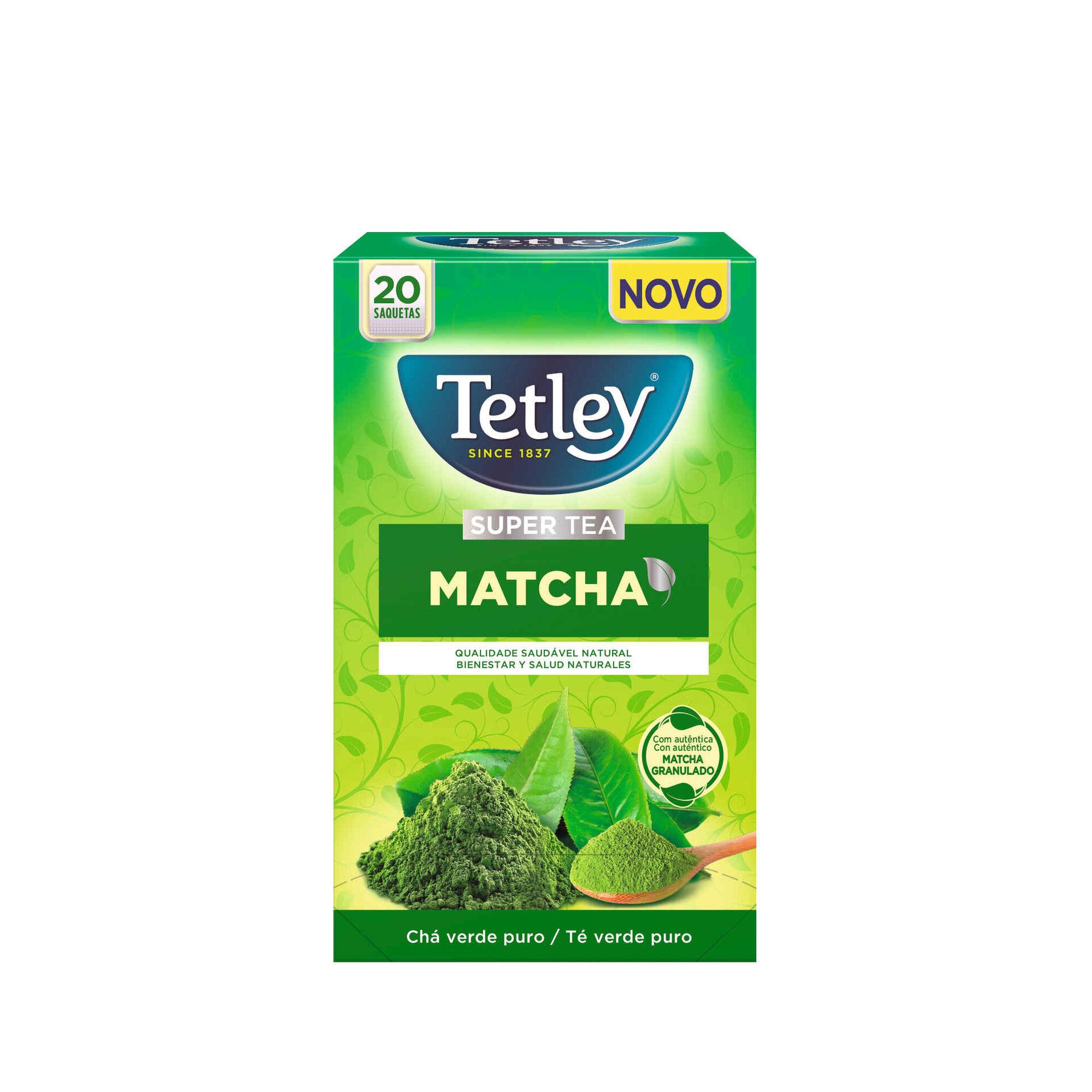 Chá Verde Matcha Saquetas