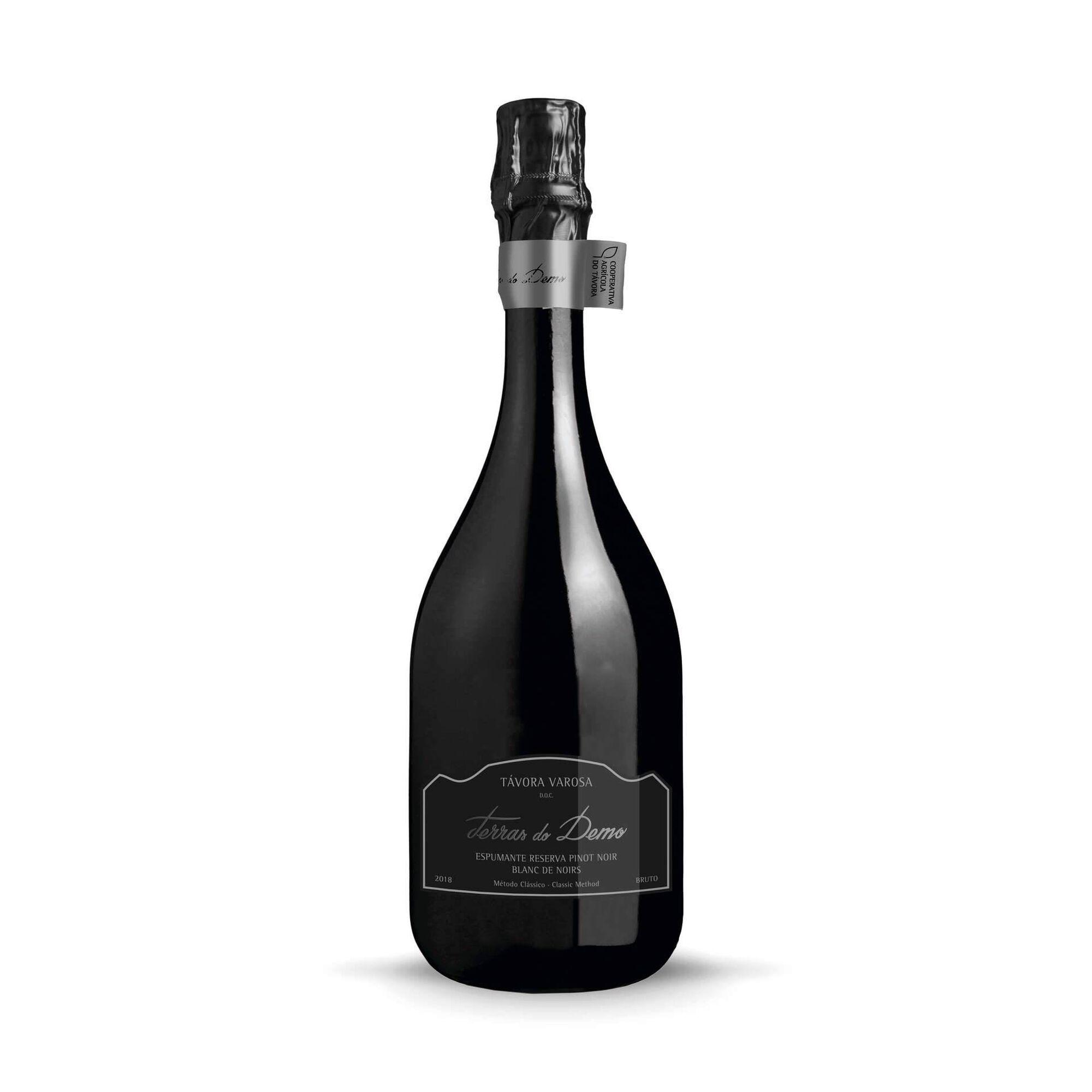 Terras do Demo Espumante Pinot Noir Branco Bruto