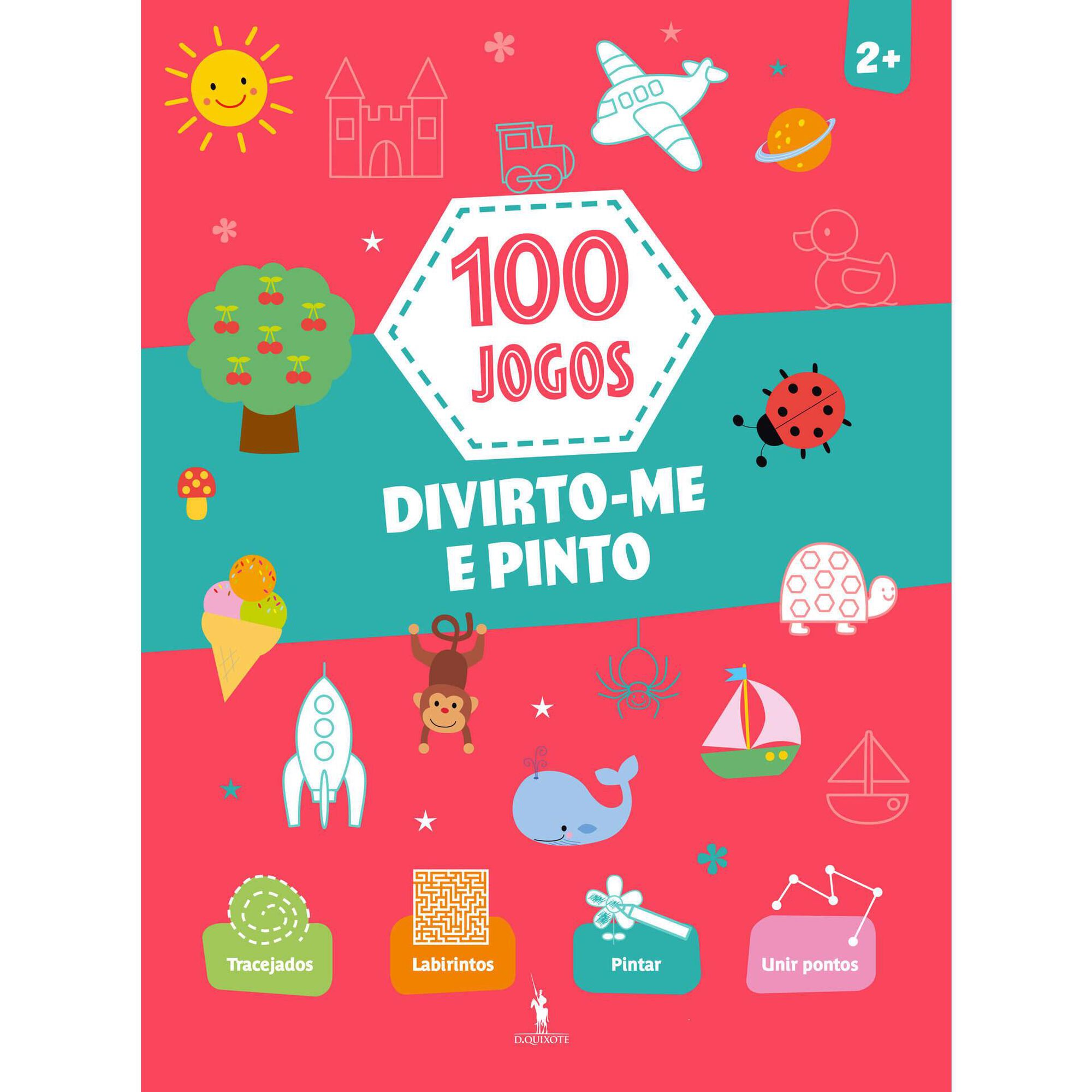 100 Jogos - Divirto-me e Pinto