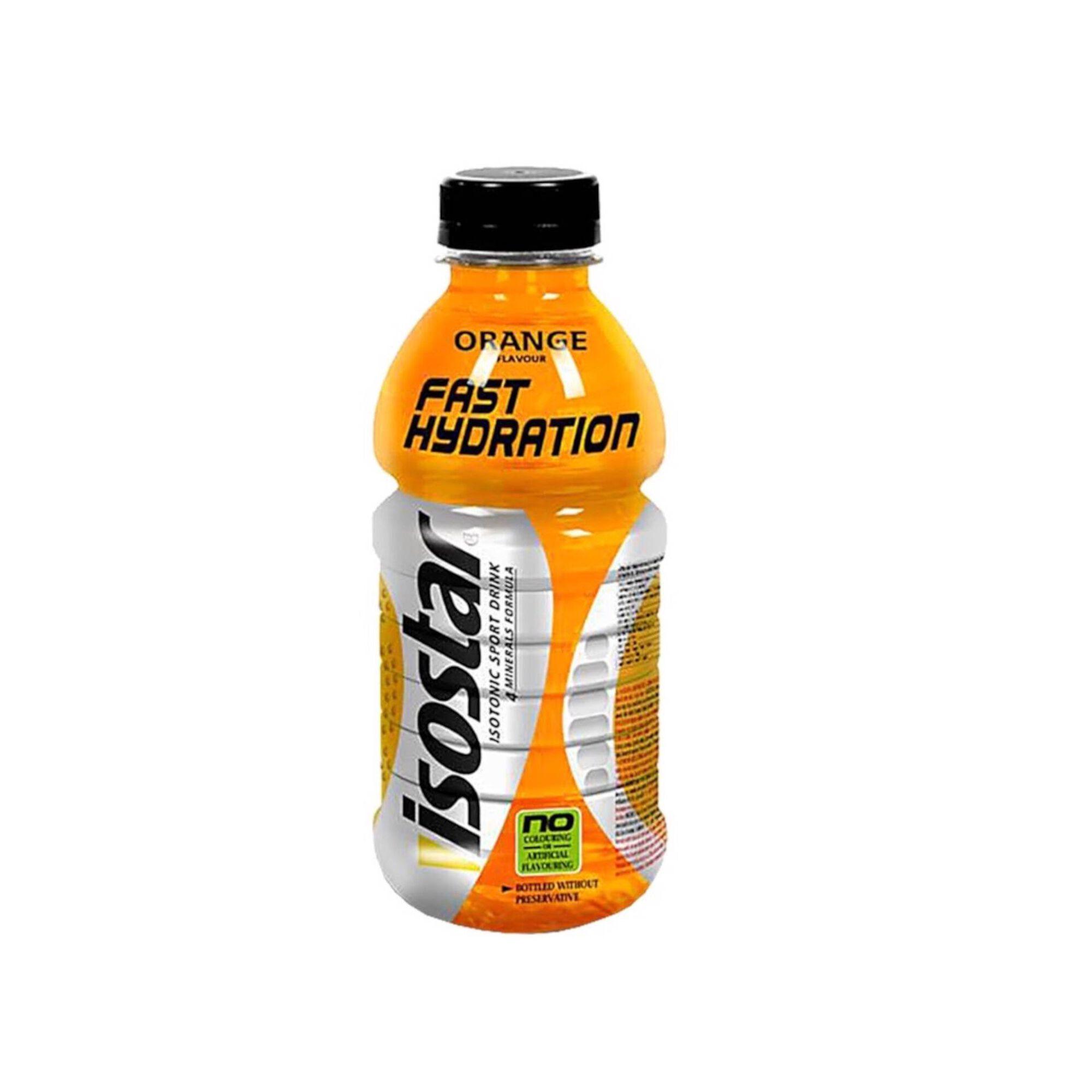 Bebida Isotónica de Laranja