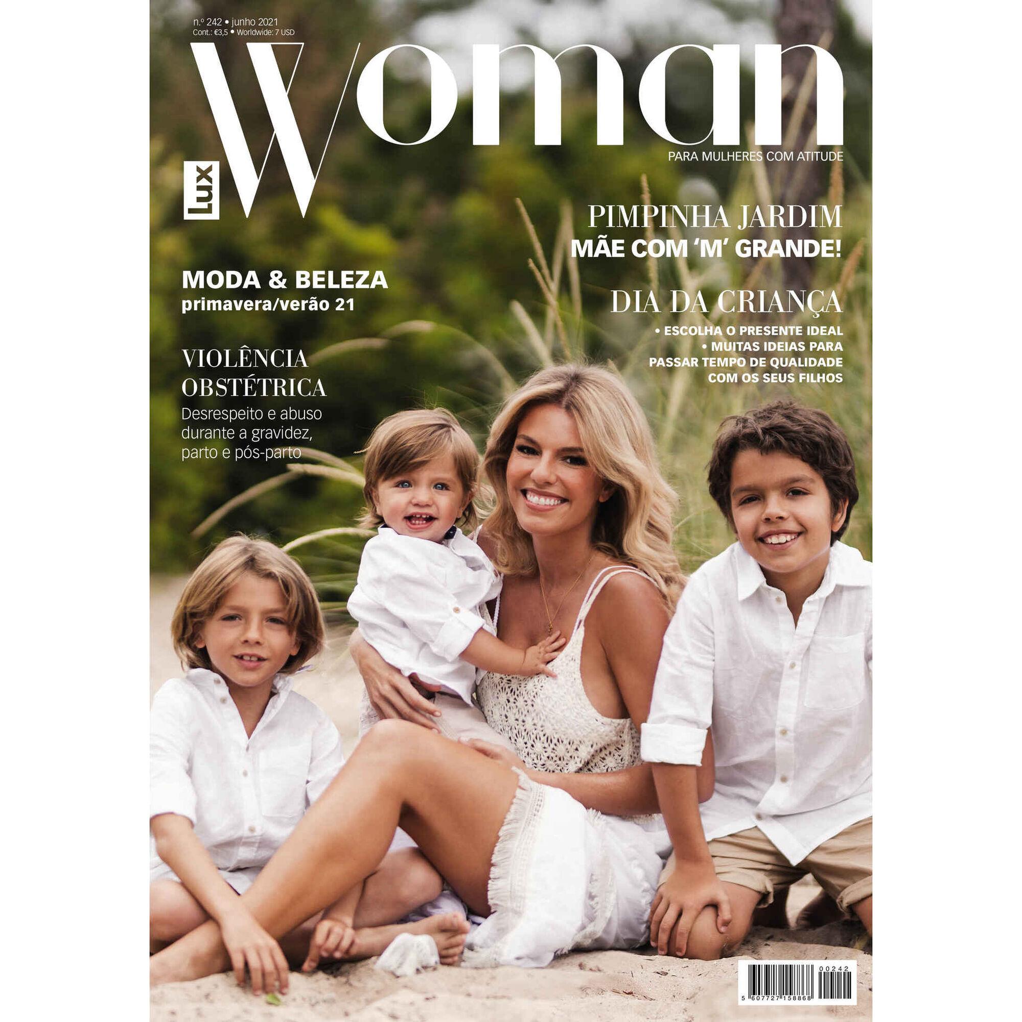 Revista Lux Woman