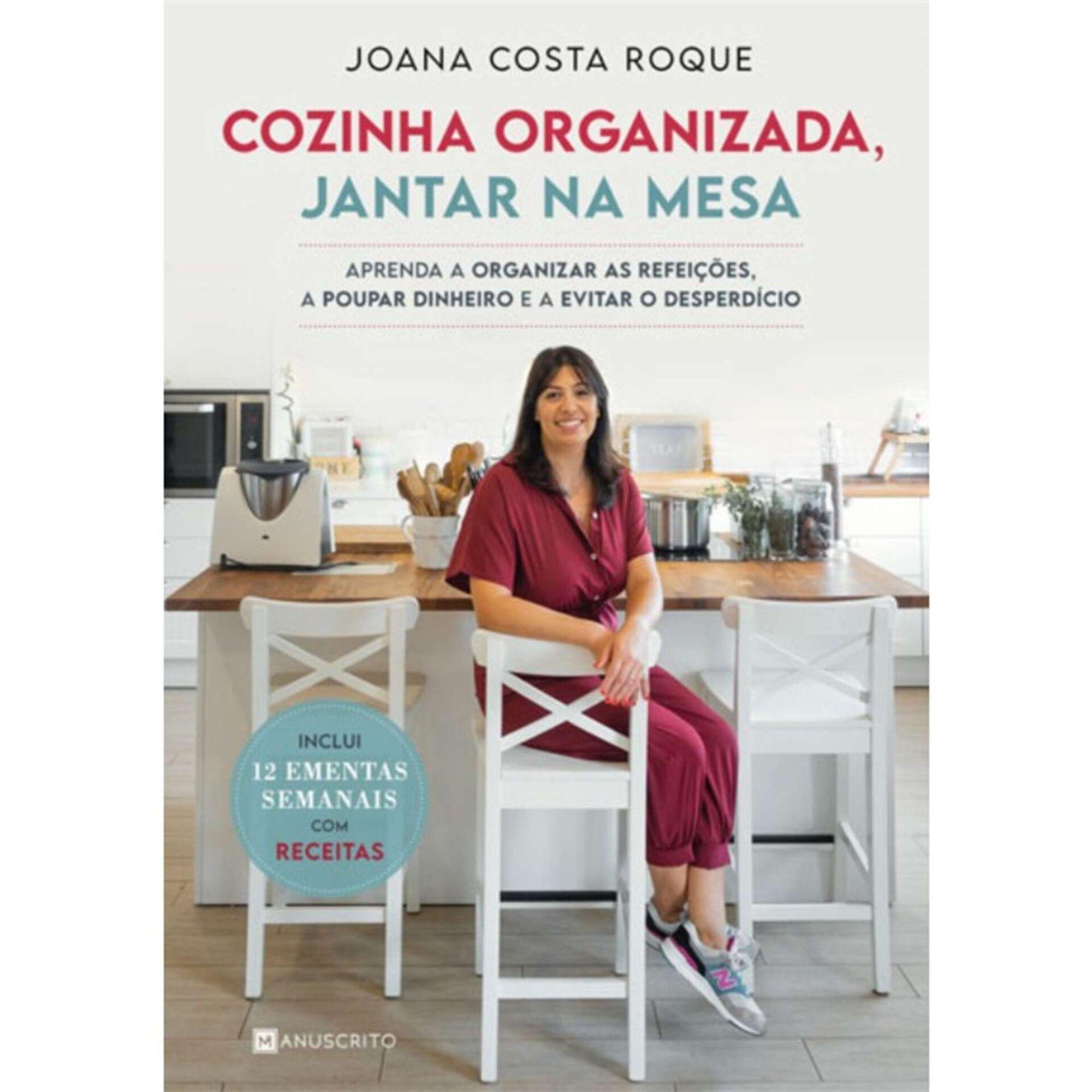 Cozinha Organizada, Jantar na Mesa
