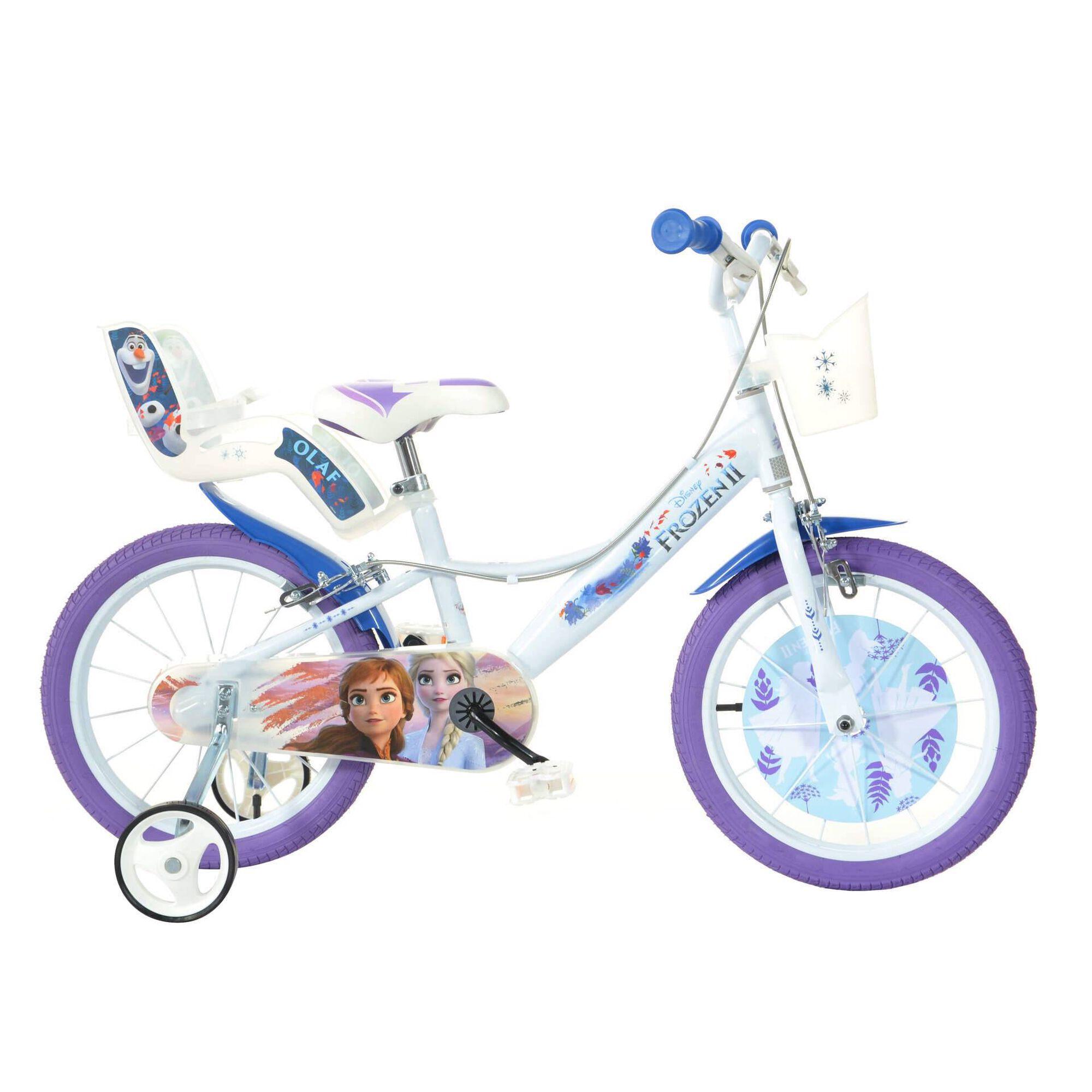 Bicicleta Criança Roda 16'' 5-7 Anos