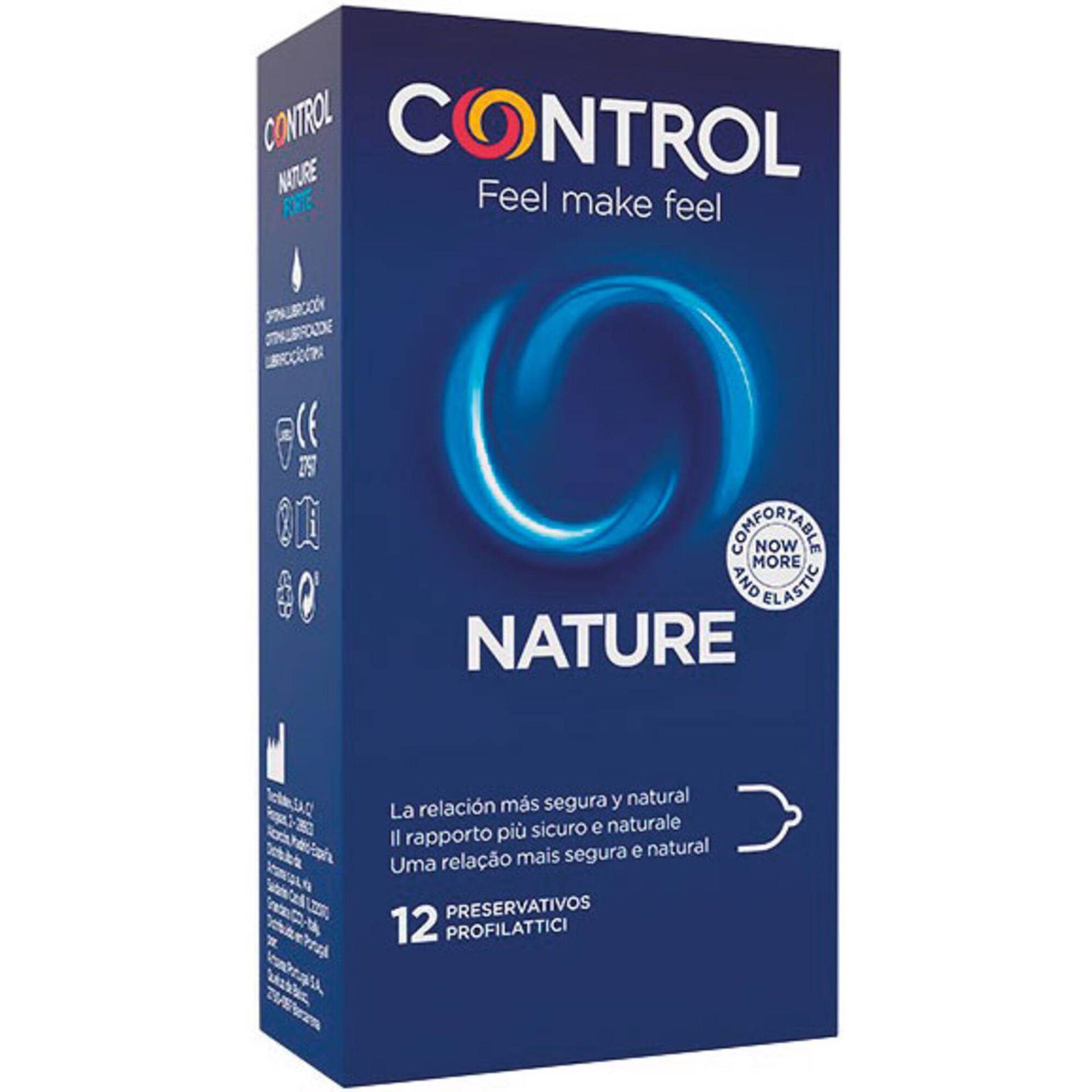 Preservativos Nature
