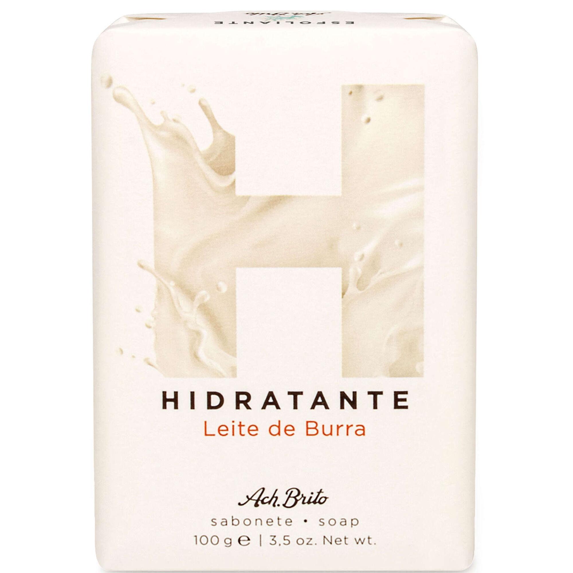 Sabonete Hidratante Leite de Burra