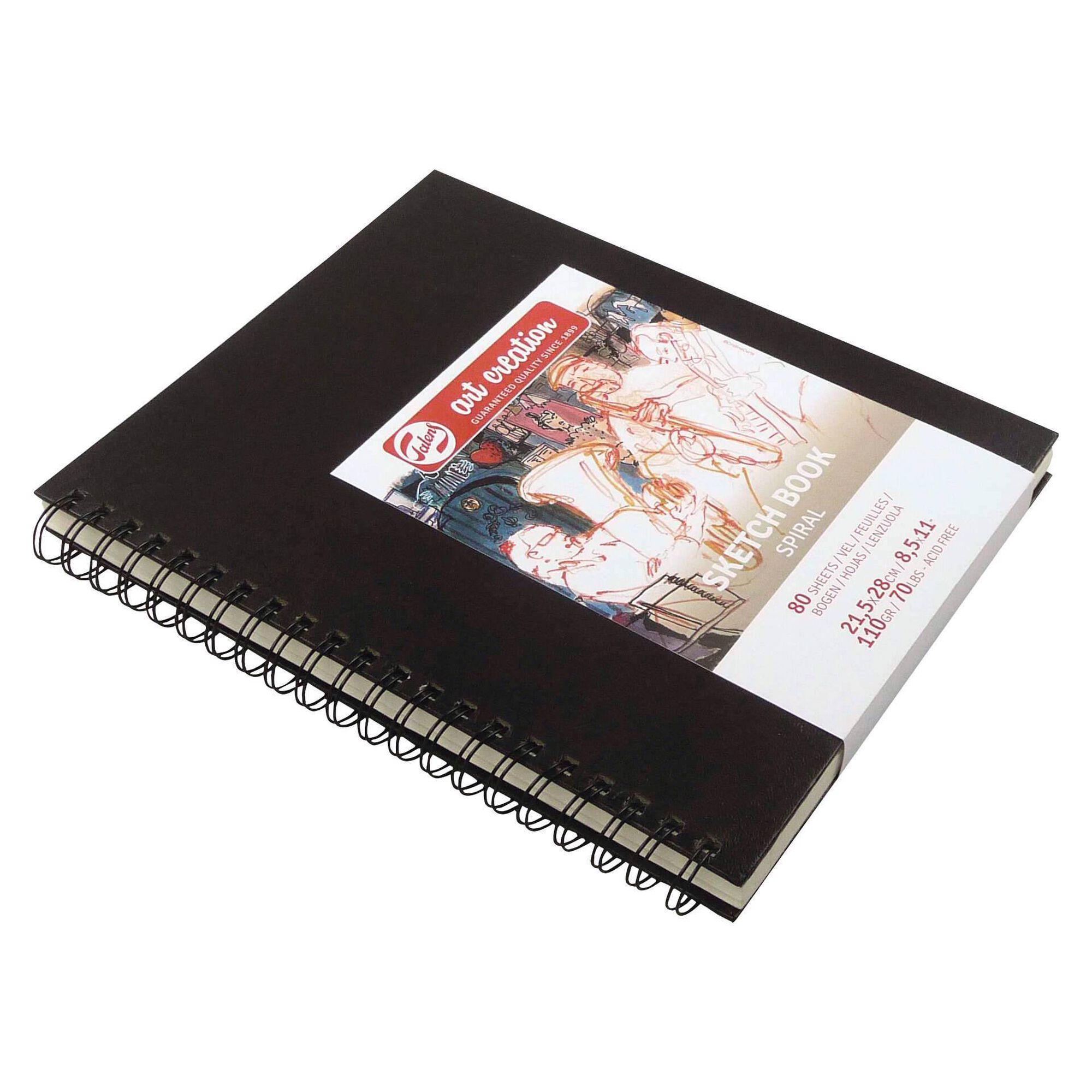 Caderno de Desenho A4