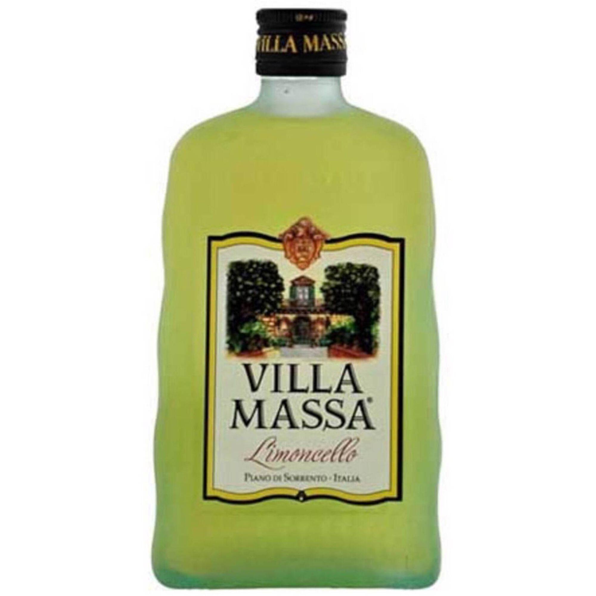 Licor de Limoncello Villa Massa