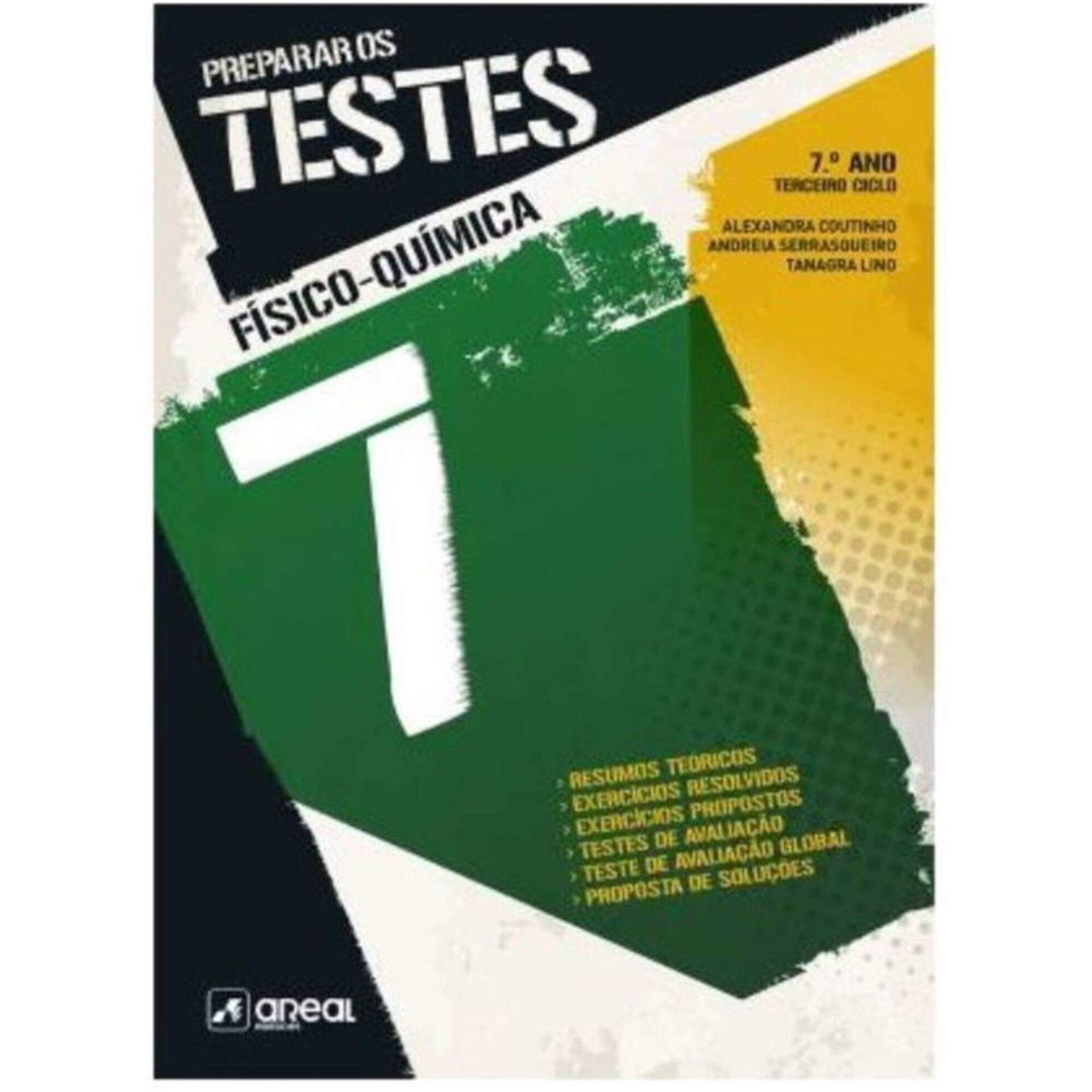 Preparar os Testes - Físico-Química - 7º Ano, , hi-res