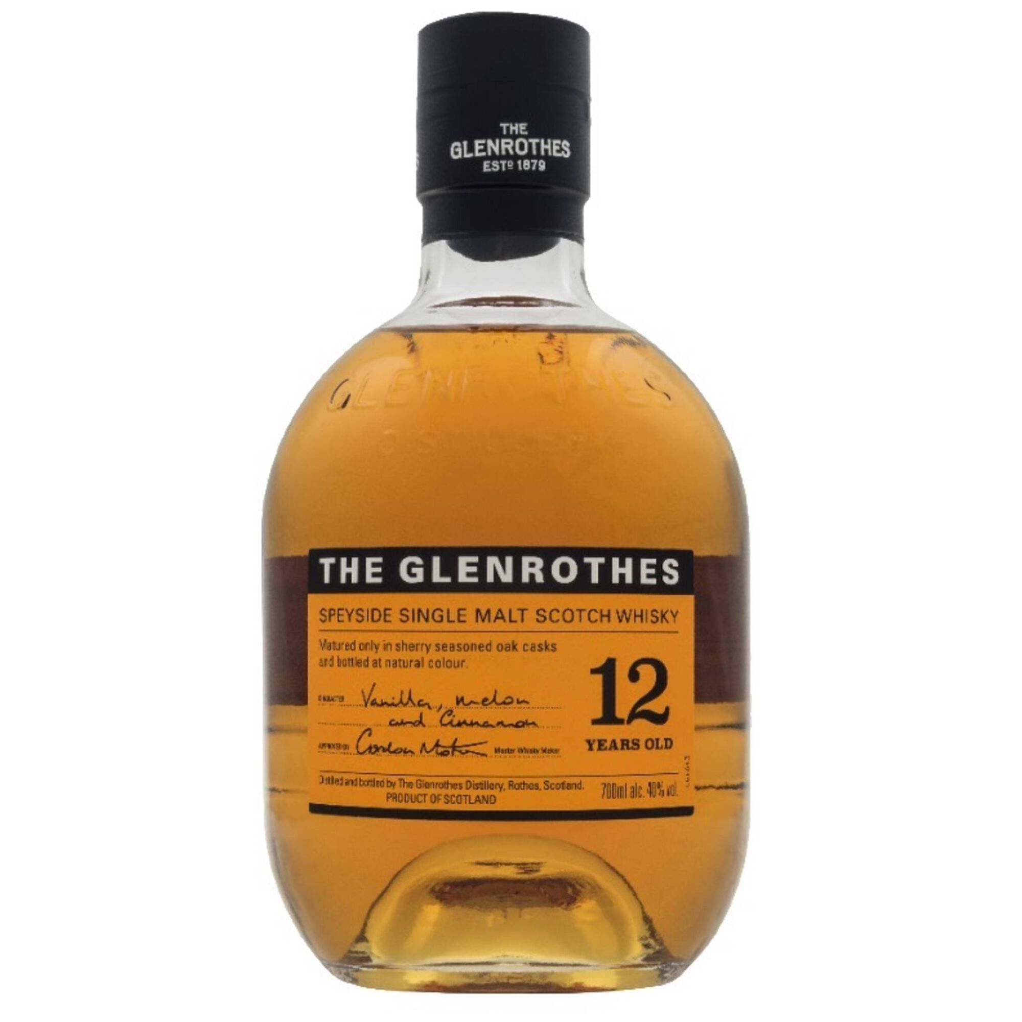 Whisky The Glenrothes 12 Anos
