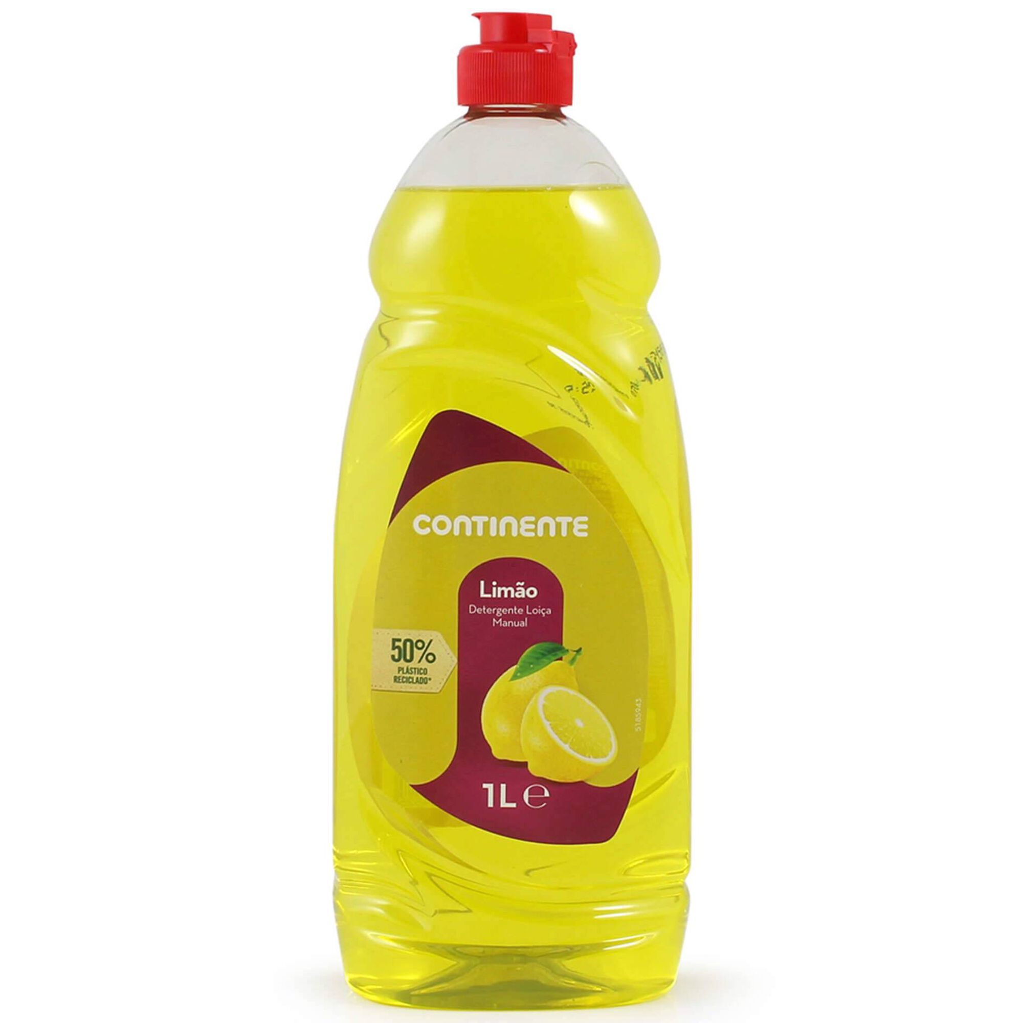 Detergente Manual Loiça Concentrado Limão