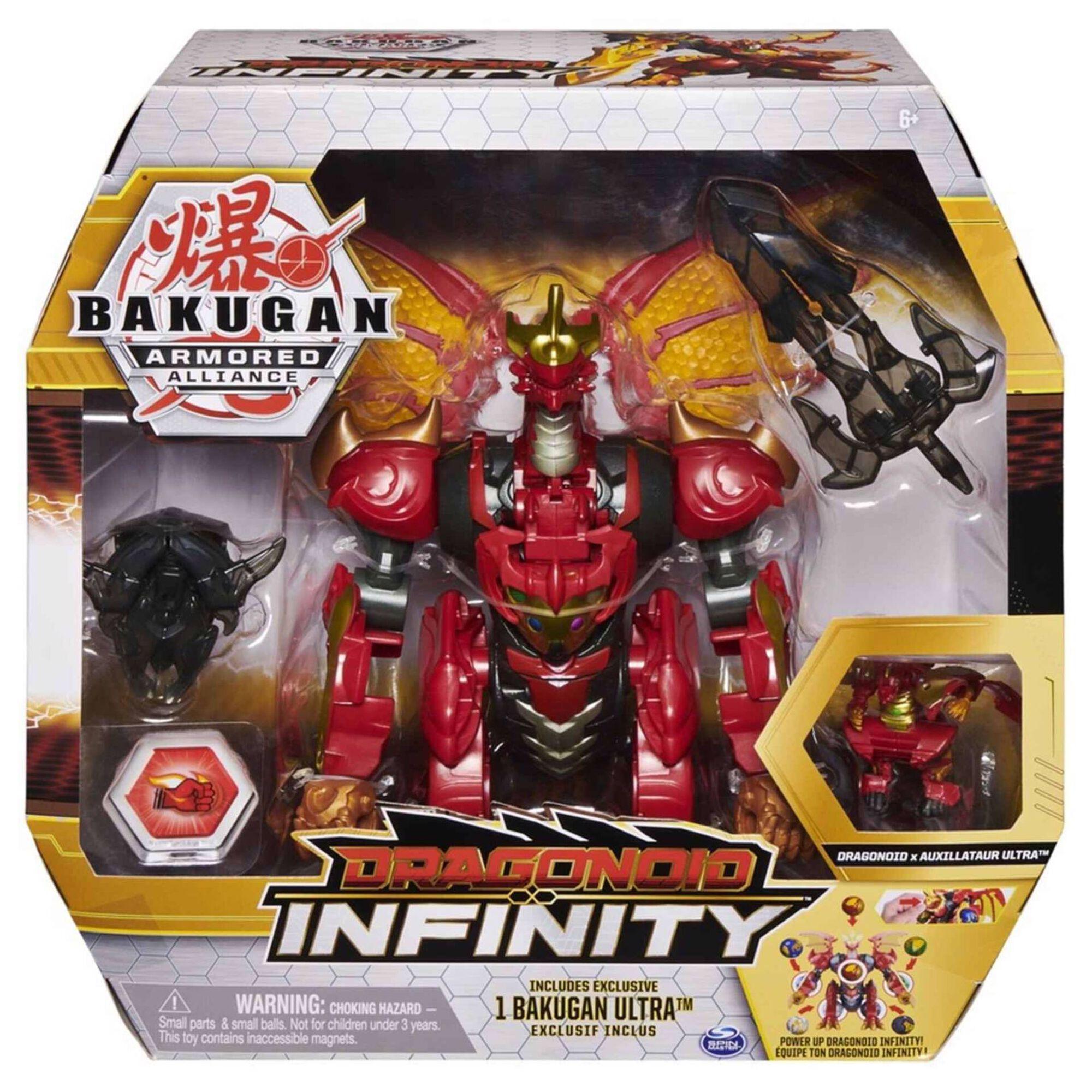 Bakugan S2 - Dragonoid Infinity
