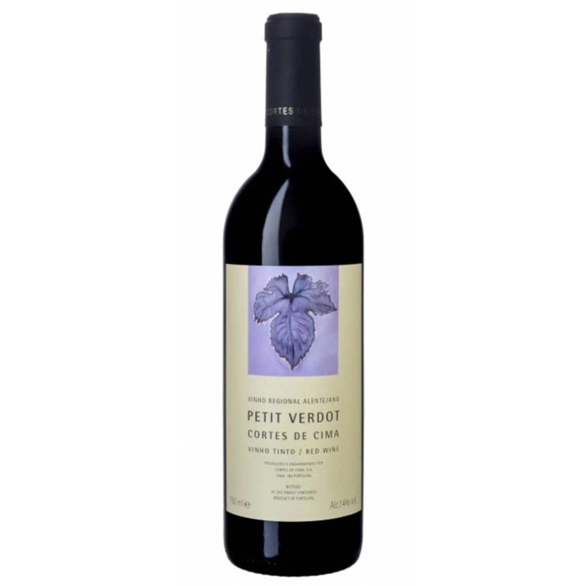Cortes de Cima Petit Verdot Regional Alentejano Vinho Tinto