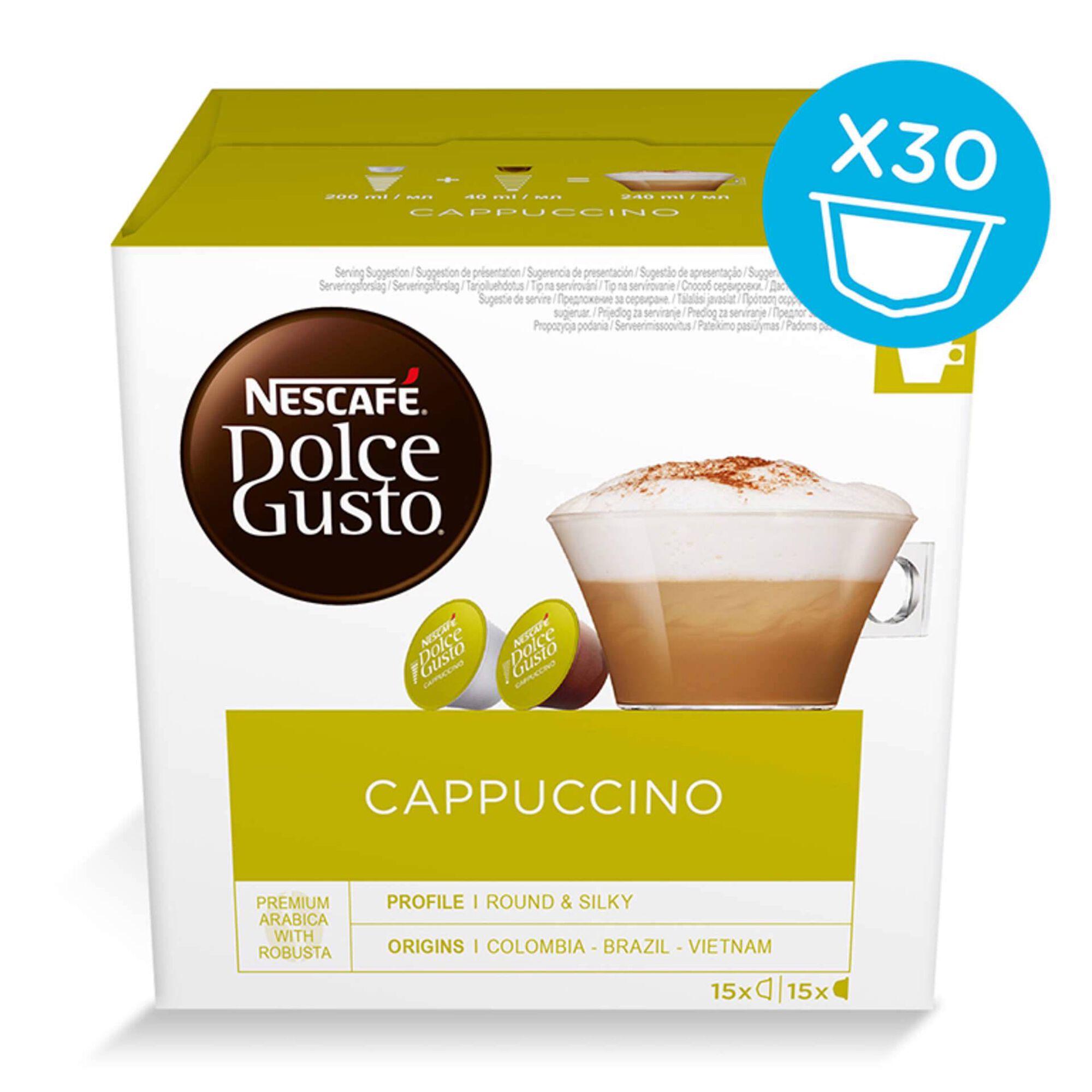 Cápsulas de Café Capuccino