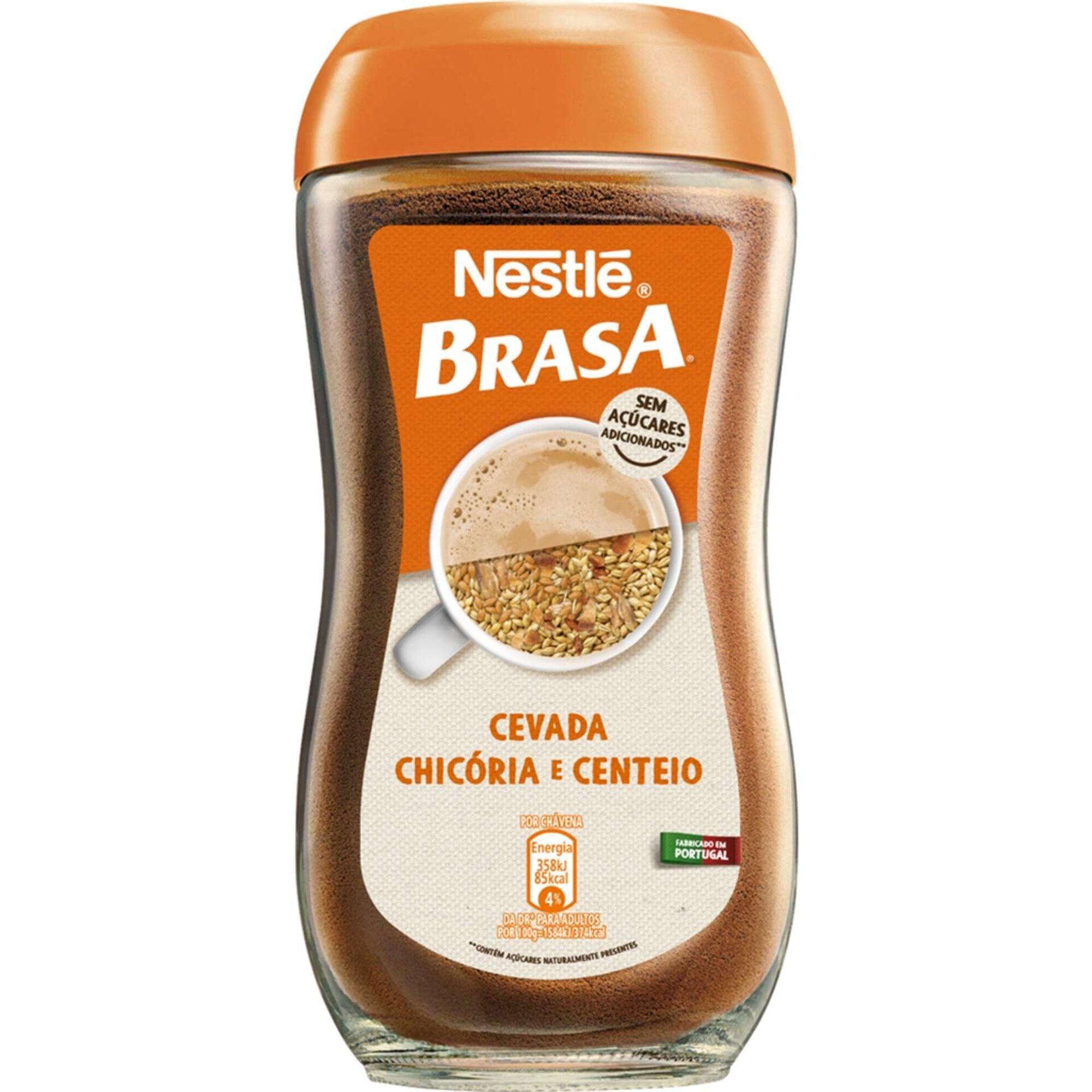 Bebida de Cereais com Cevada Chicória e Centeio