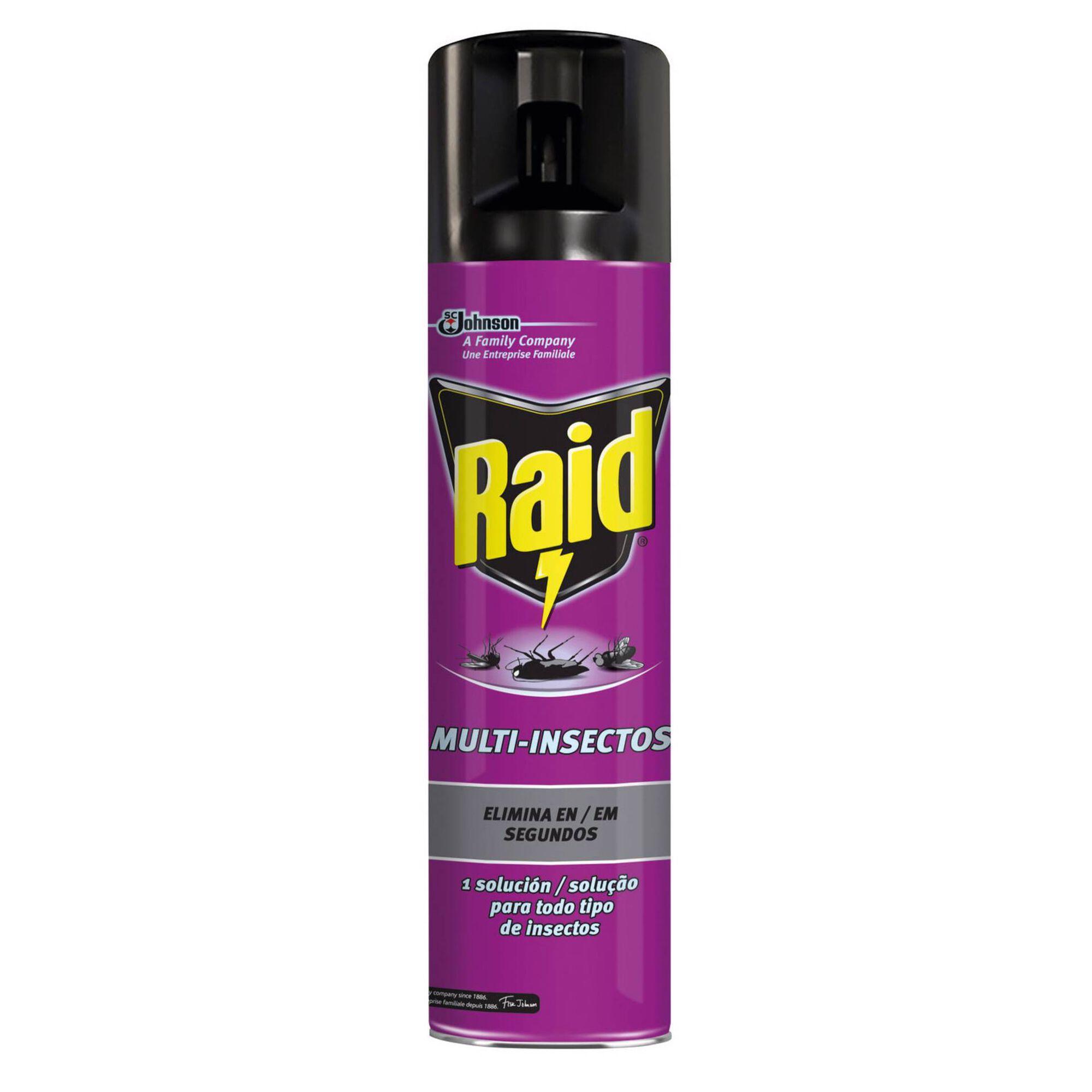 Inseticida Spray Multi-Insetos