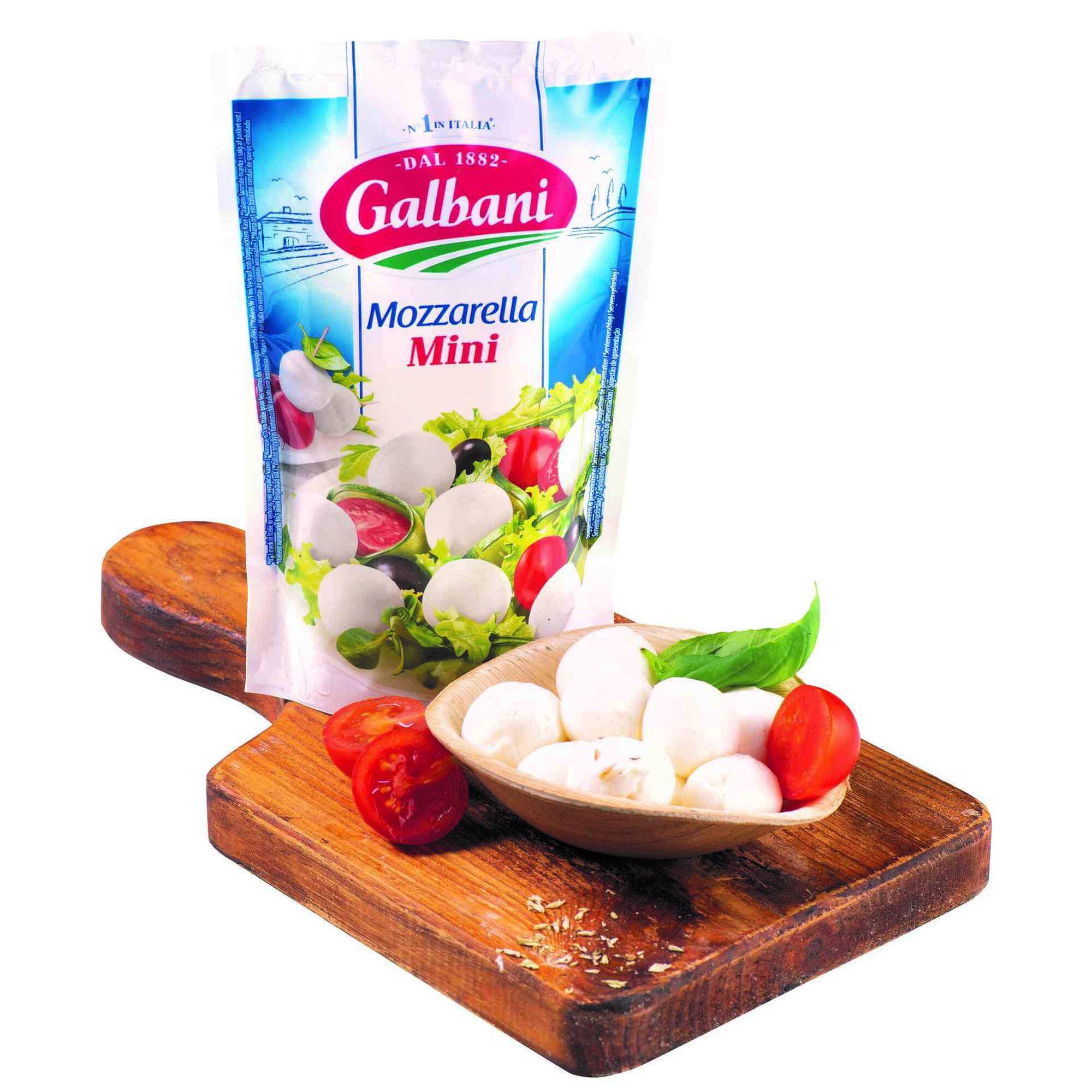 Queijo Mozzarella Mini