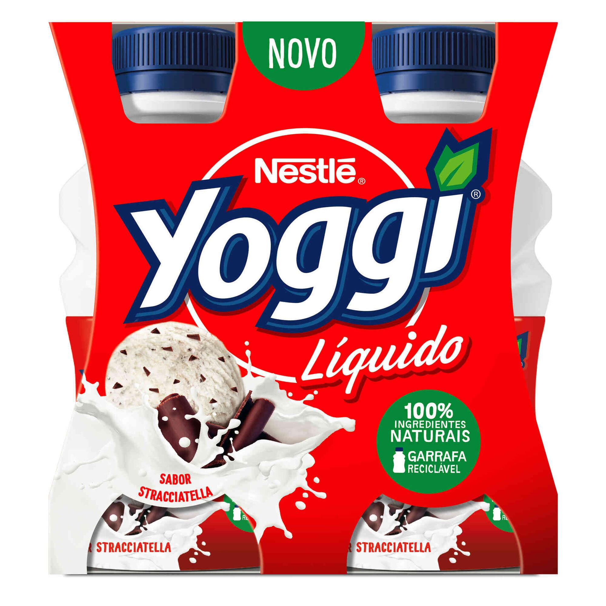 Iogurte Líquido Stracciatella