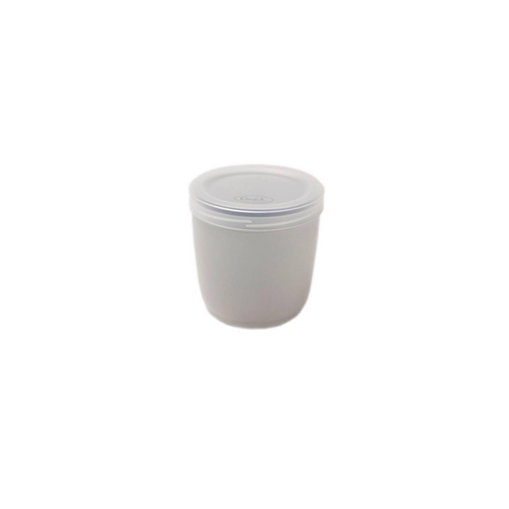 Caixa Alimentos com Tampa Rosca Plástico Essencial