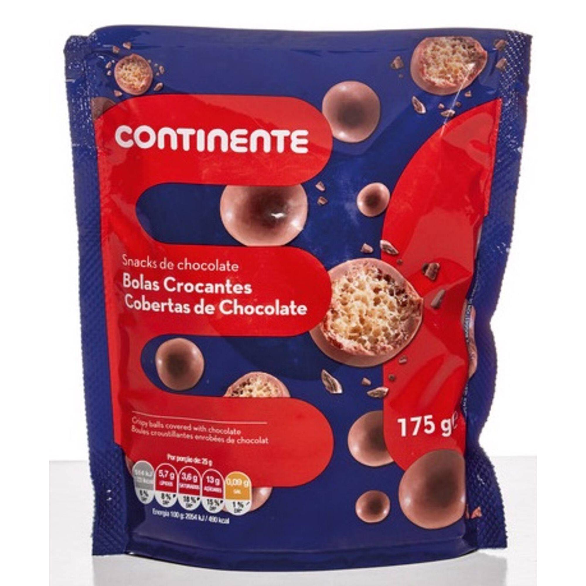Drageias de Chocolate Pop Balls