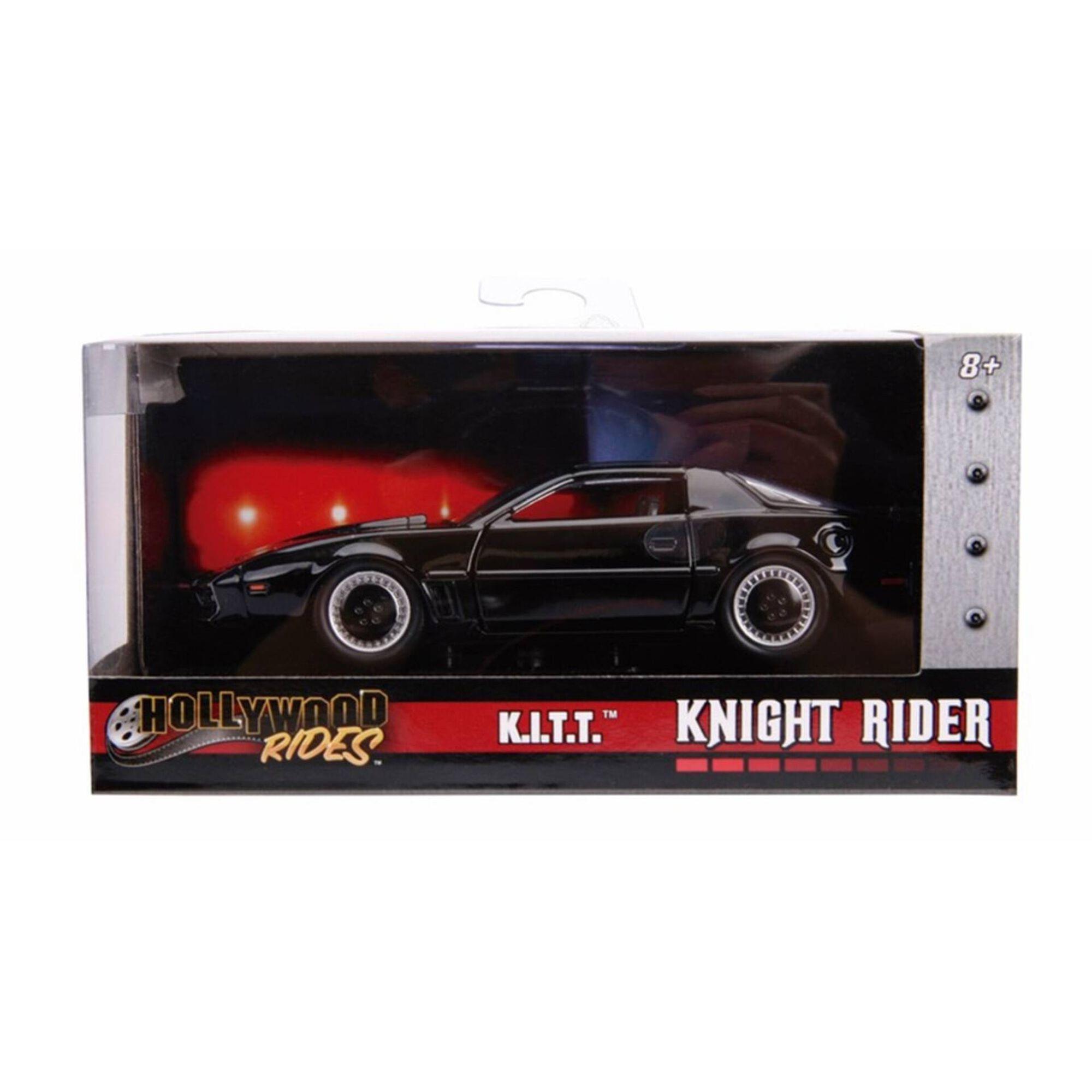 Kitt Carro Fantástico Metal 1:32