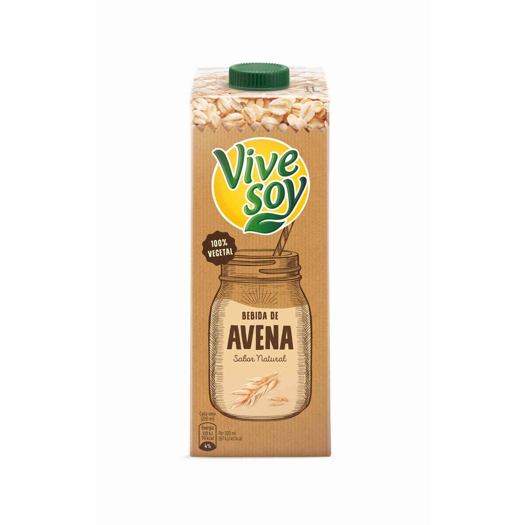 Bebida Vegetal de Aveia