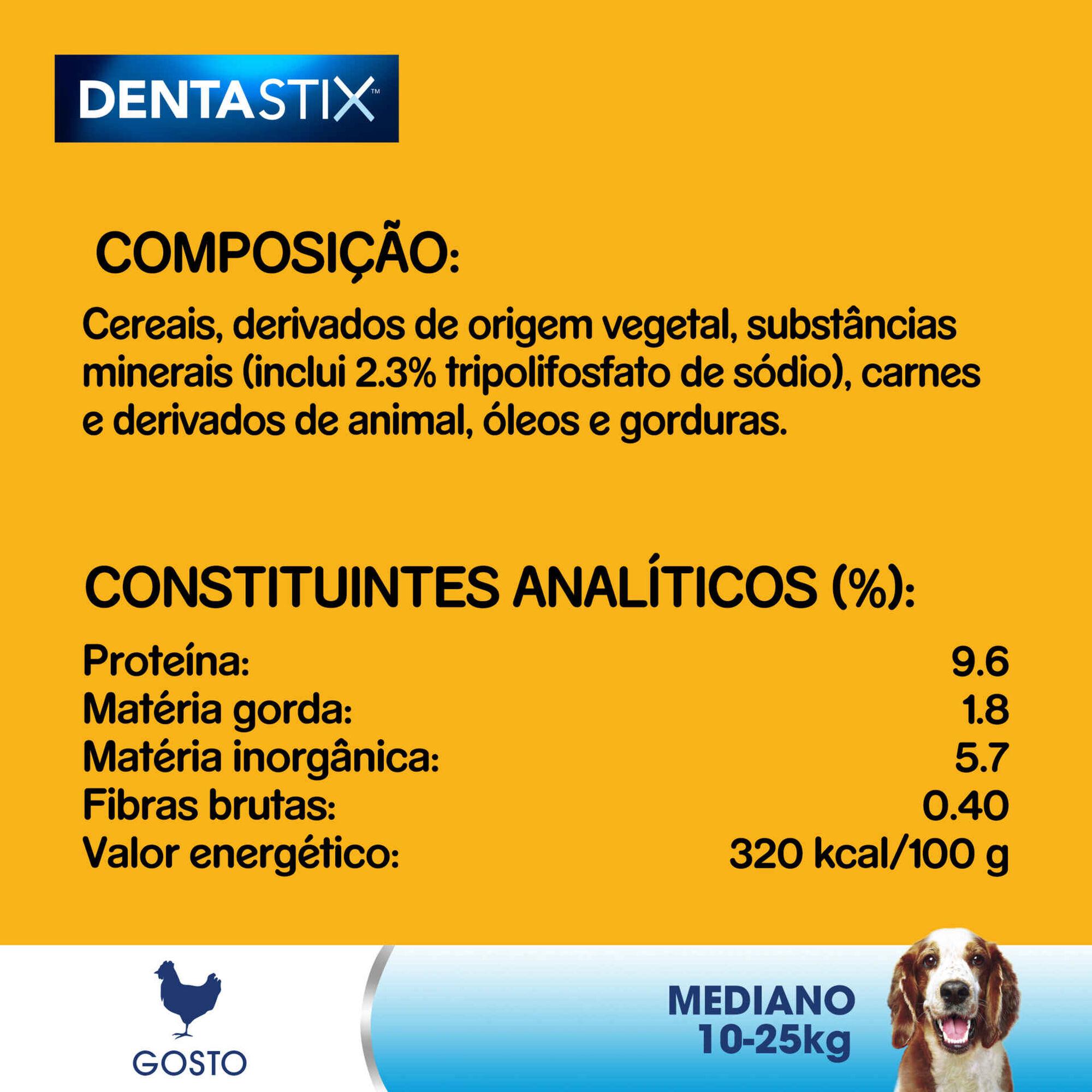 Snack para Cão Adulto Dentastix