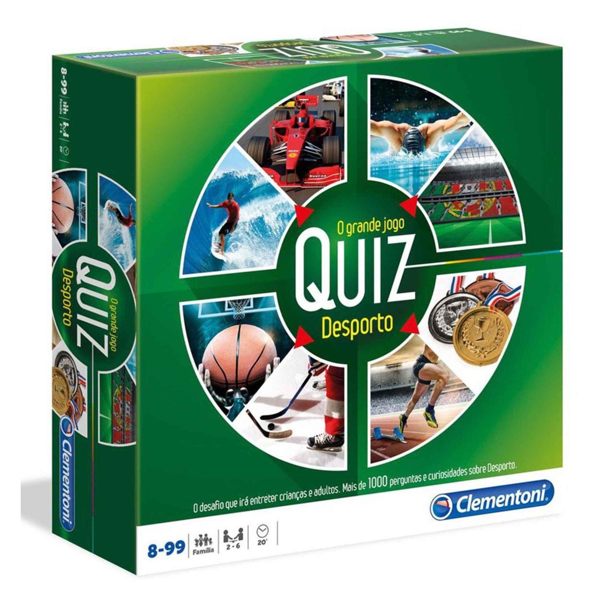O Grande Jogo Quiz - Desporto