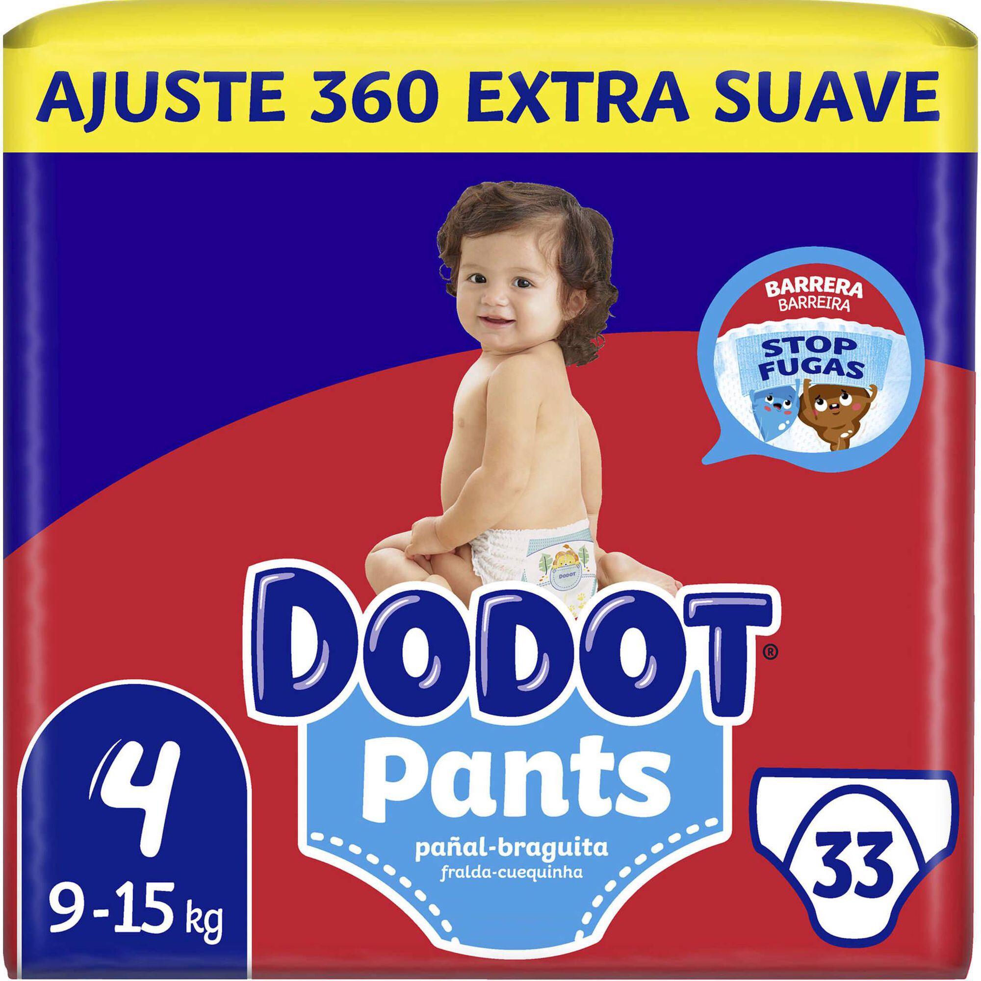 Fraldas Pants 9-15kg T4