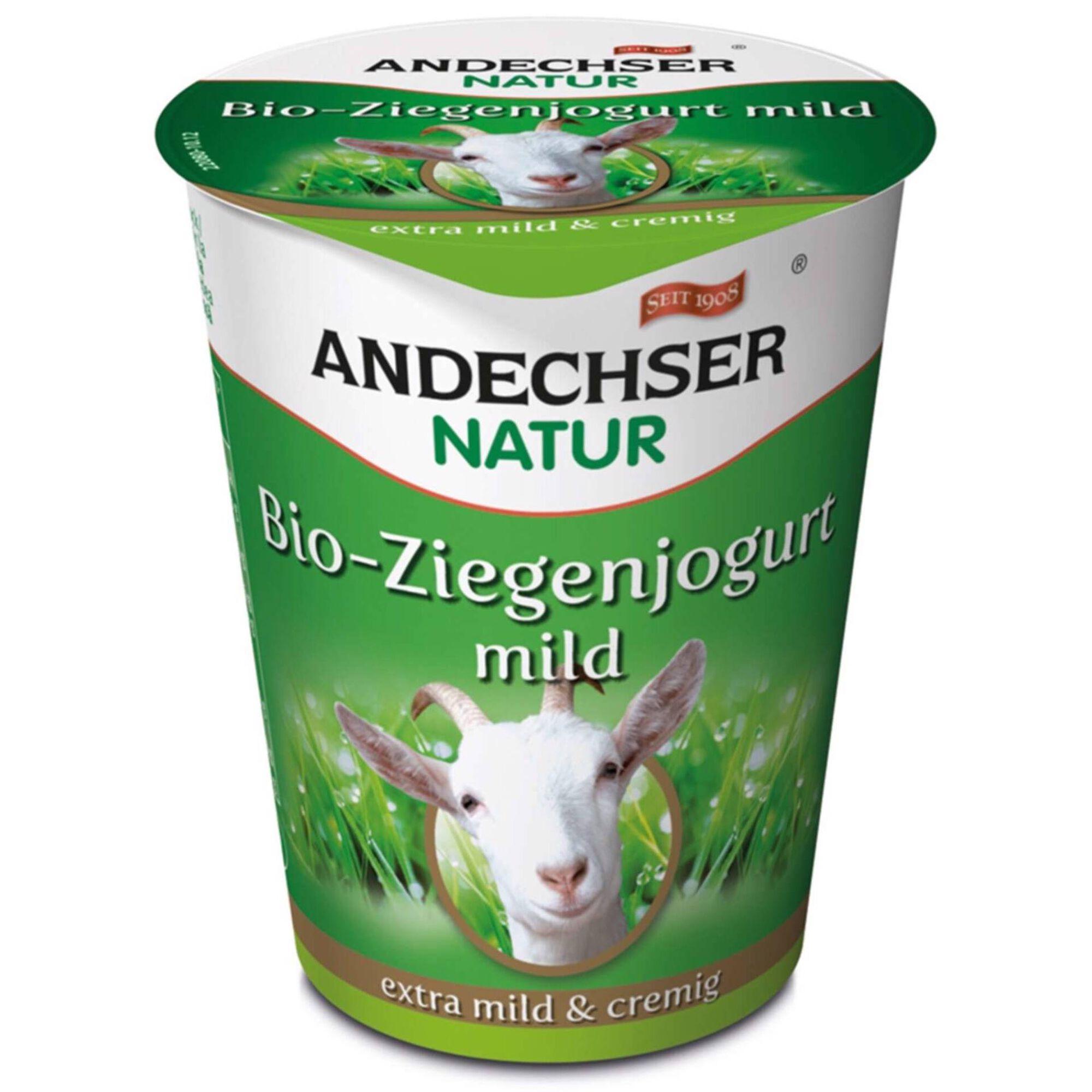 Iogurte Natural Cabra Biológico