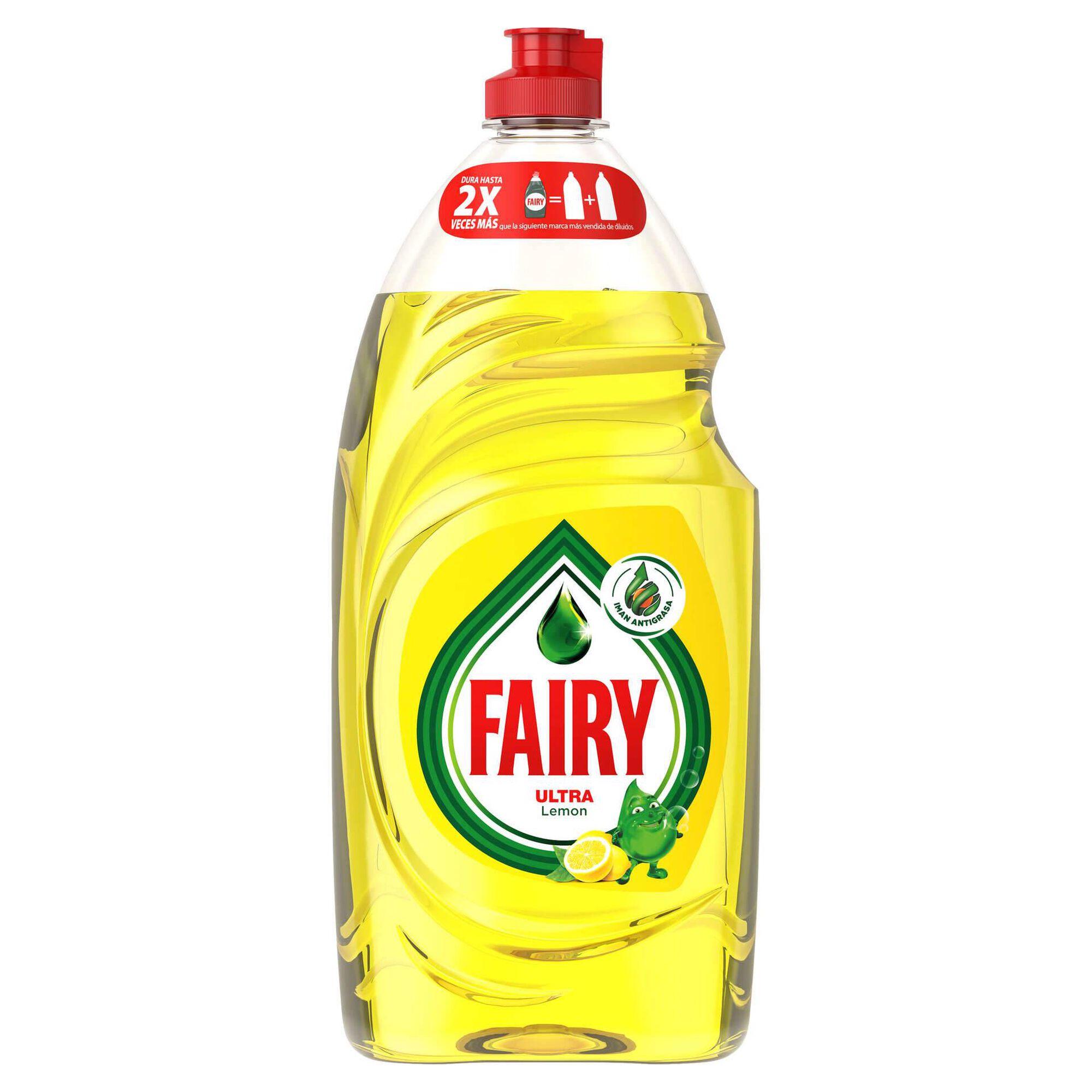 Detergente Manual Loiça Ultra Limão
