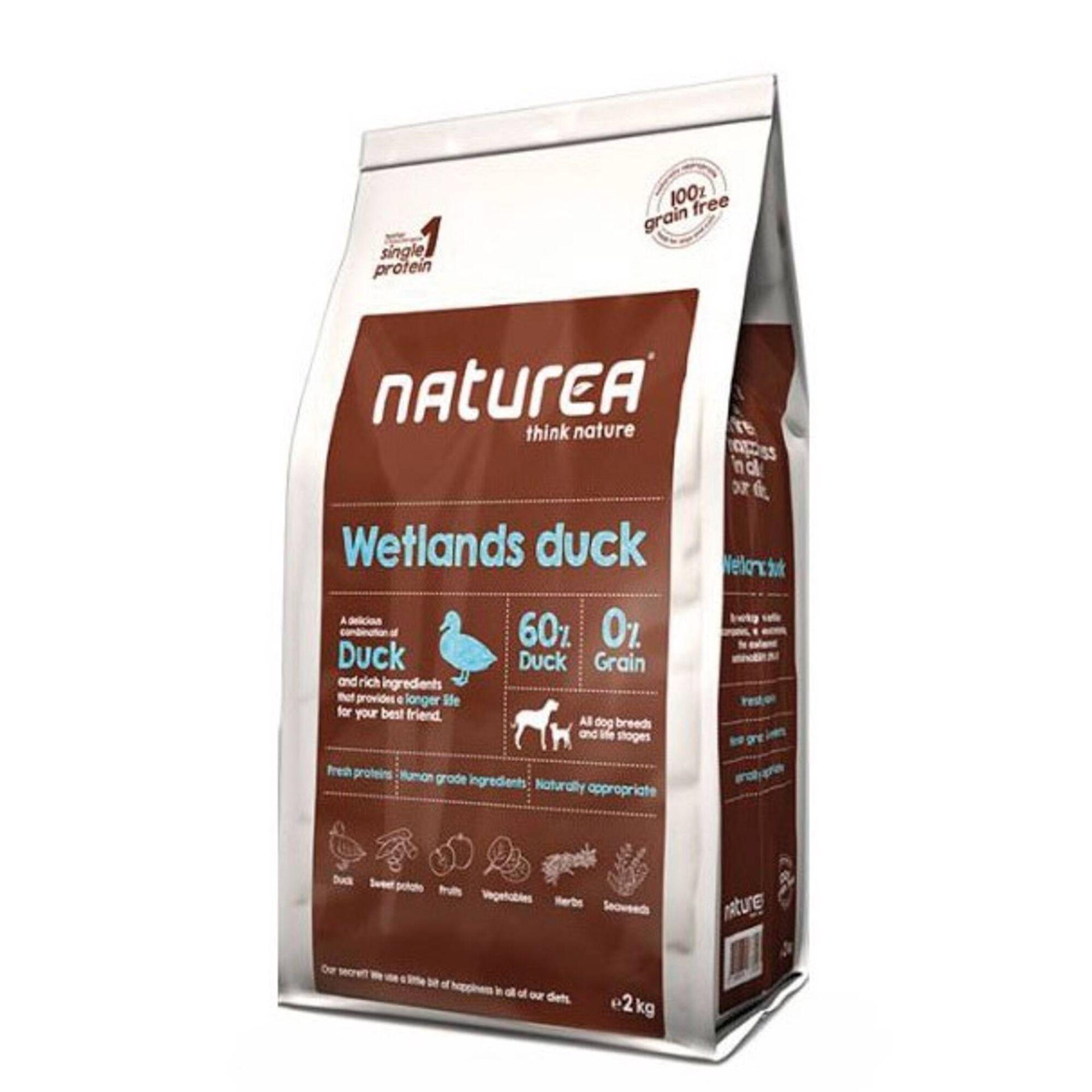 Ração para Cão Adulto Wetlands Duck Grain Free Pato