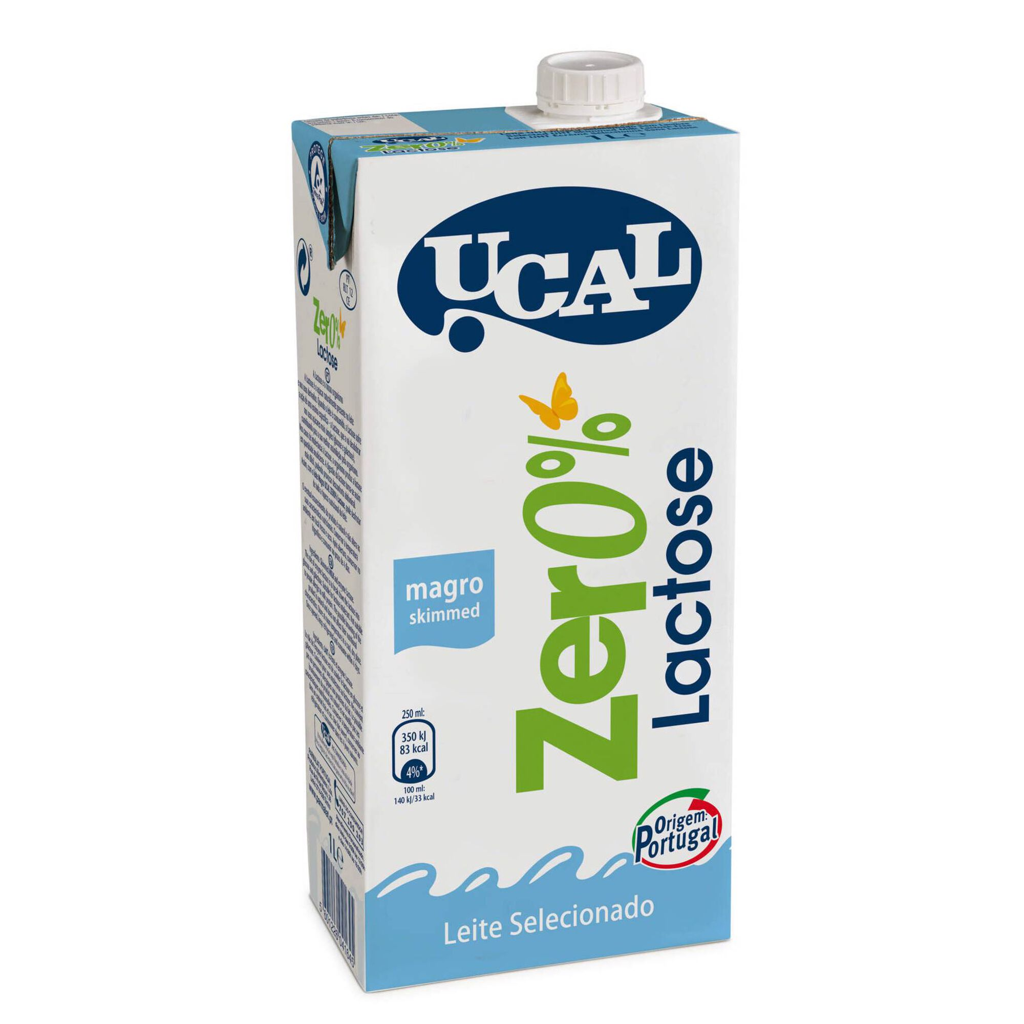 Leite UHT Magro sem Lactose