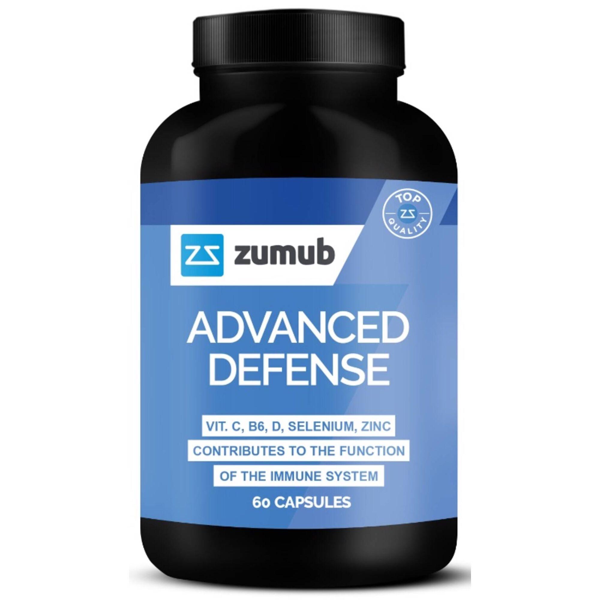 Suplemento Advanced Defense